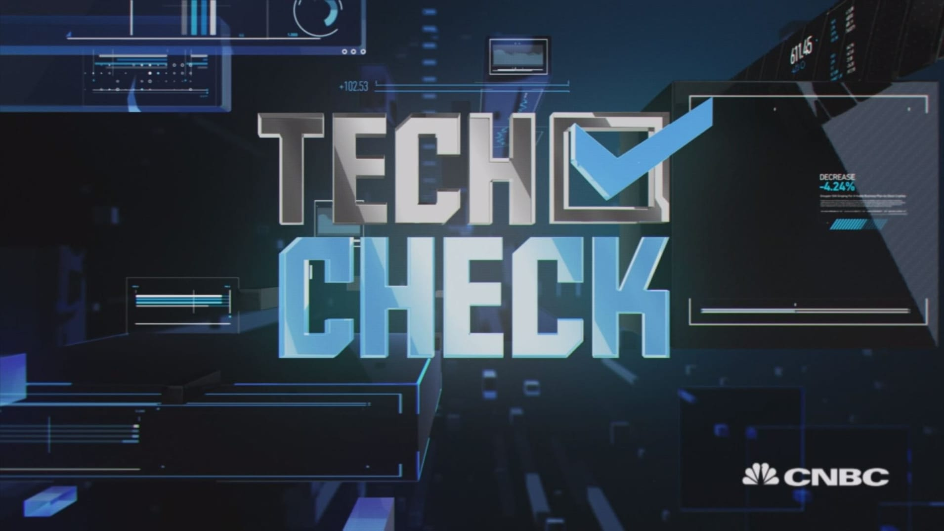 CNBC Tech Check Evening Edition: March 21, 2019