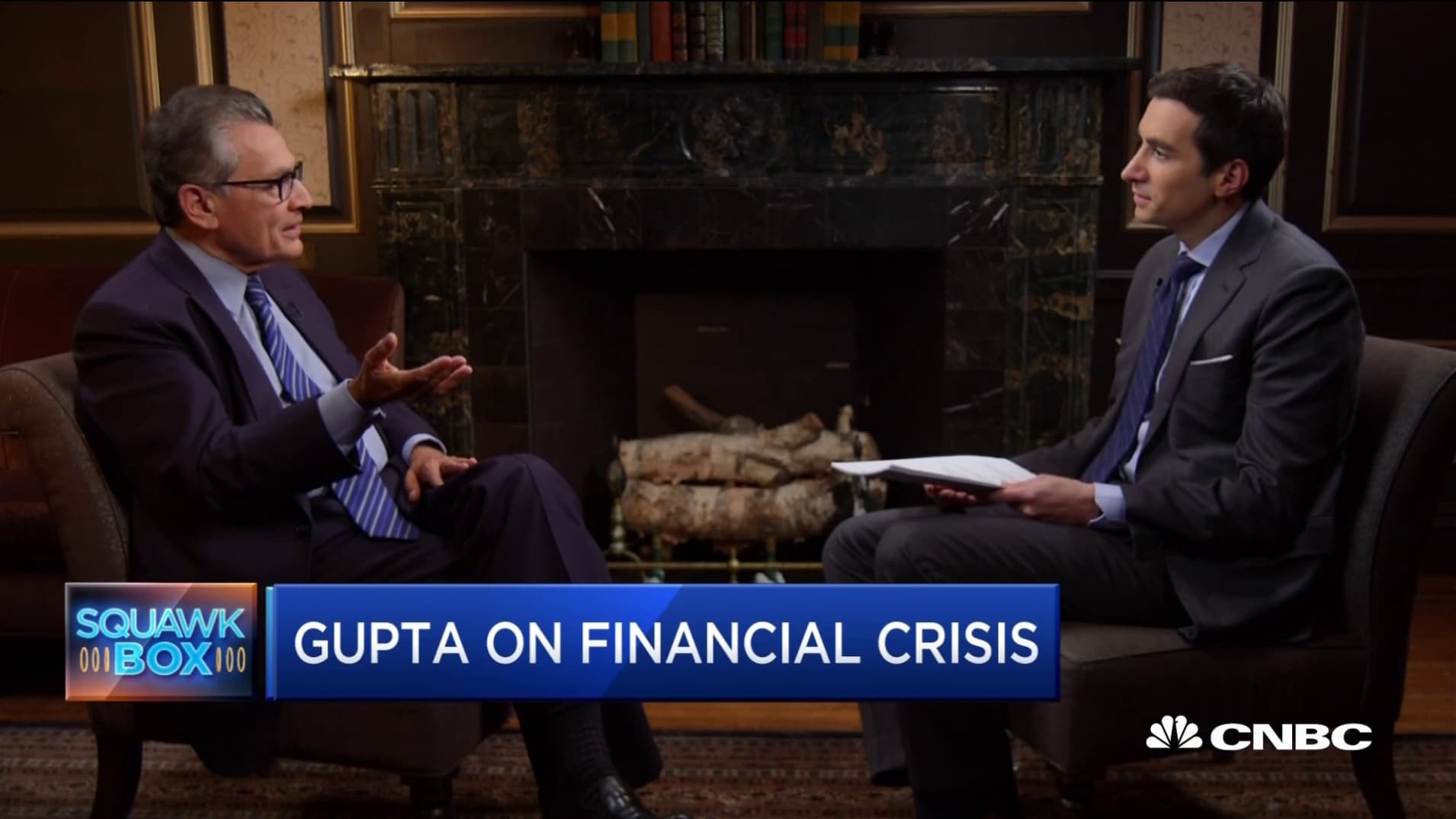 Rajat Gupta on the financial crisis: Prosecutors should have gone after individuals not financial institutions