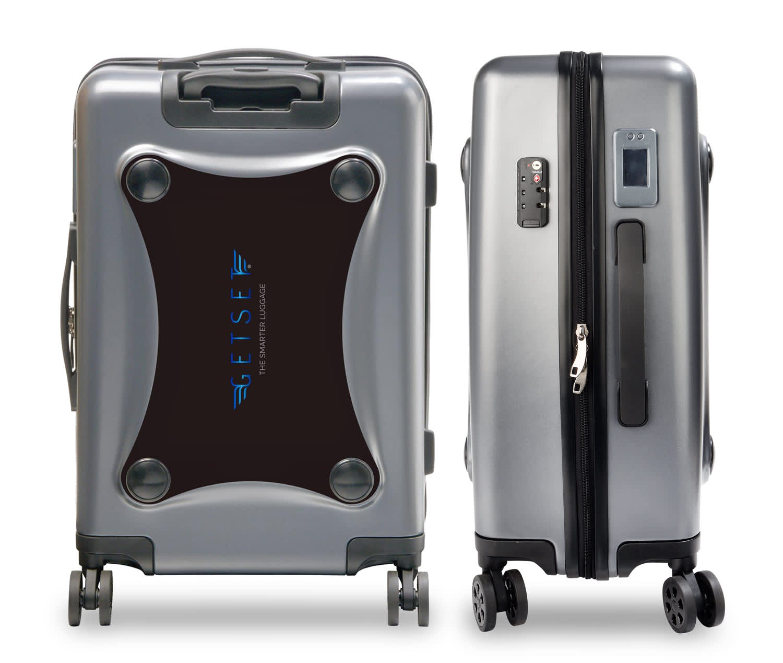 H/O: Travel Goods Show: GetSet luggage 1