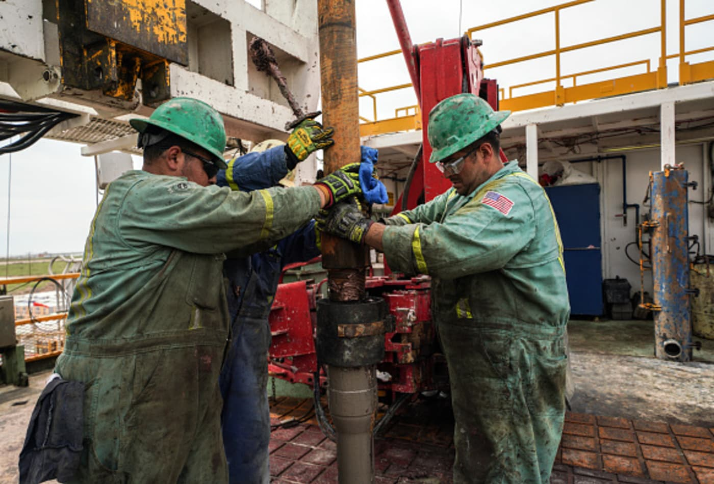 Oil jumps the most in more than a month as Street eyes deeper production cuts, coronavirus cases slow