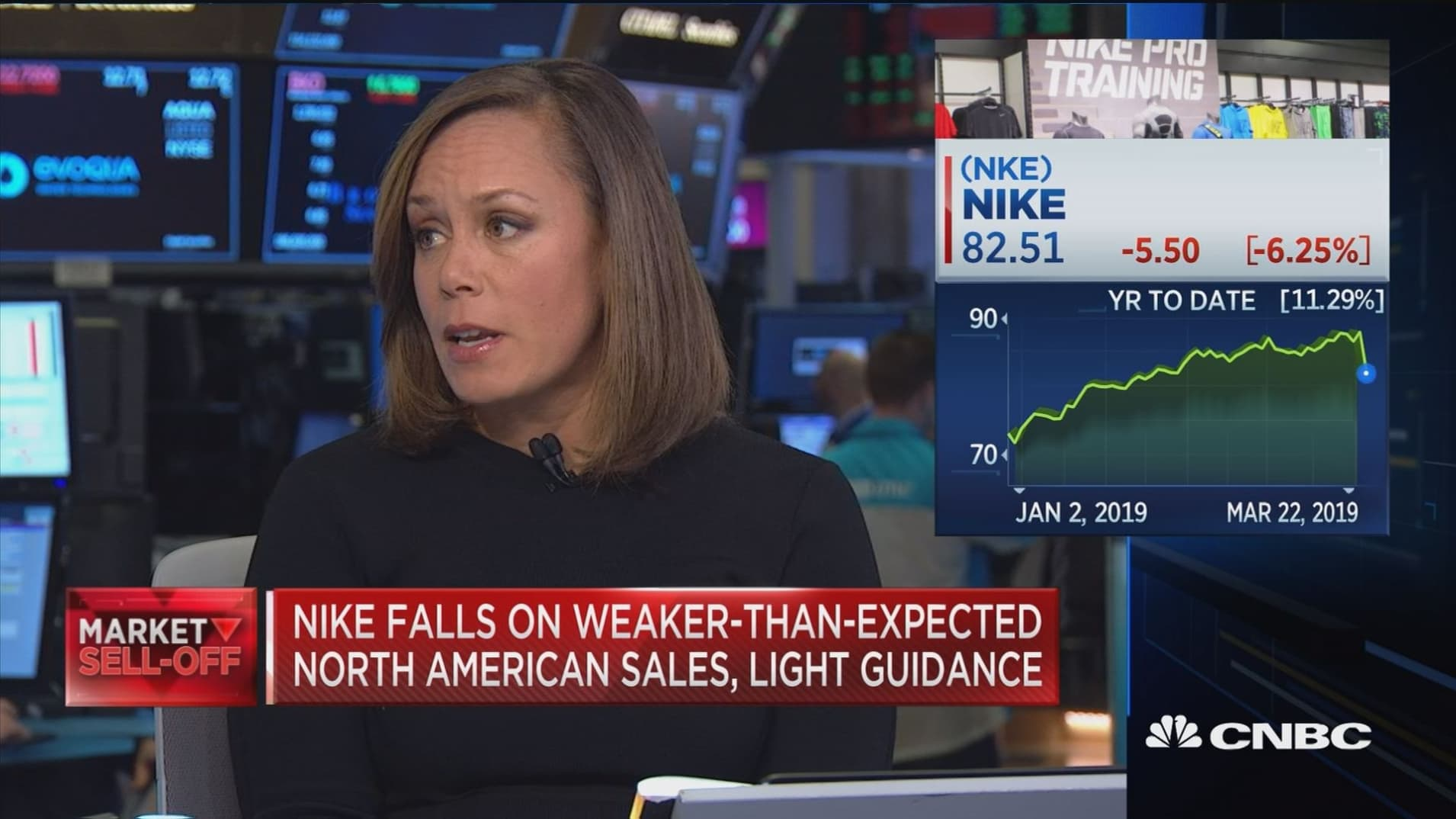 Watch this expert explain why Nike's growing faster than Adidas