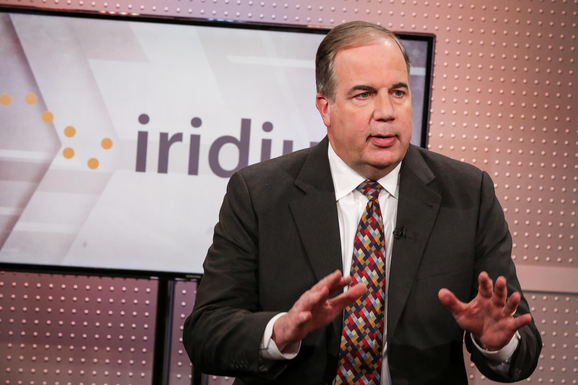 Iridium's massive Pentagon contract and OneWeb partnership sets stage for shareholder gains