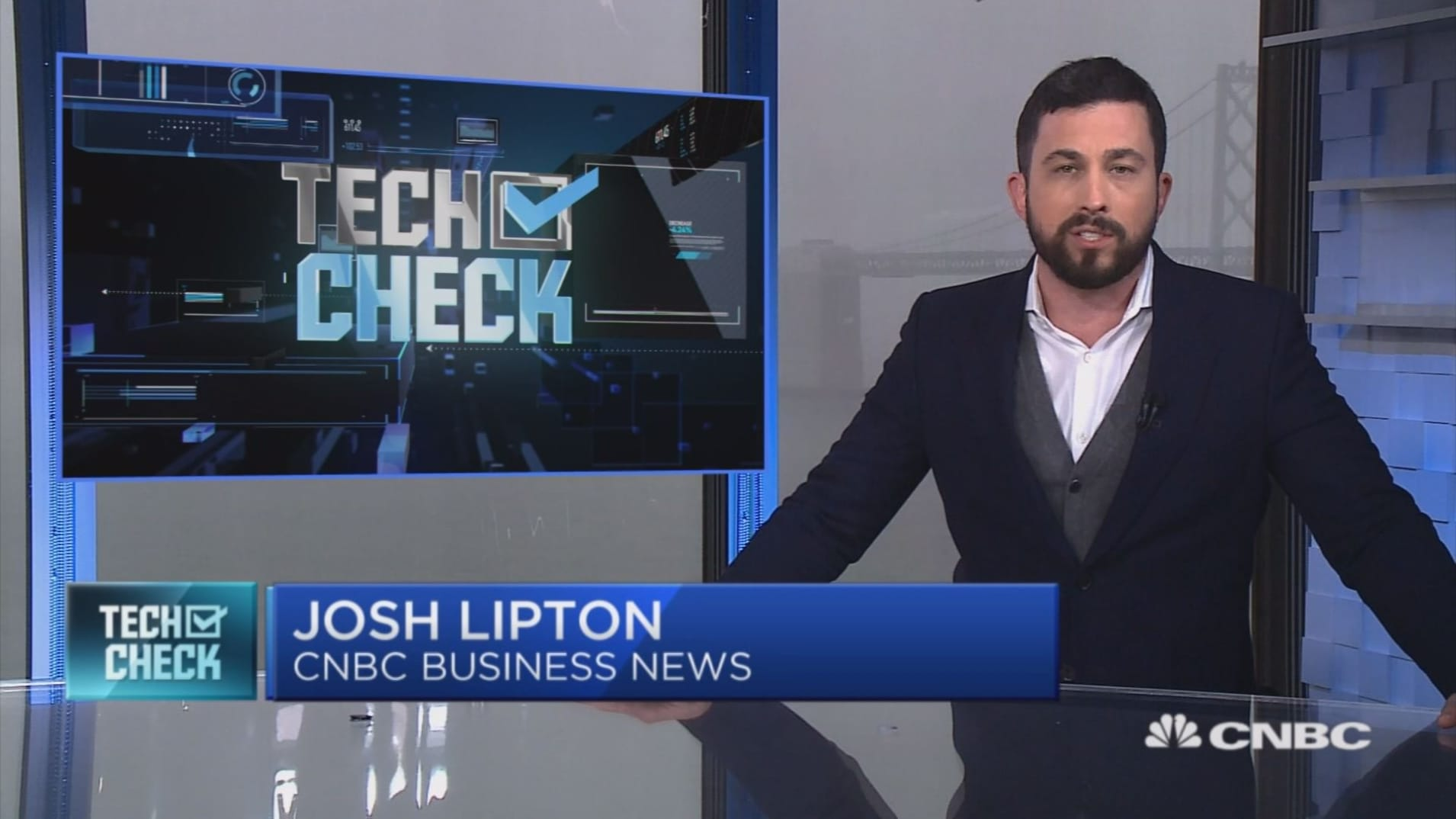 CNBC Tech Check Evening Edition: March 22, 2019