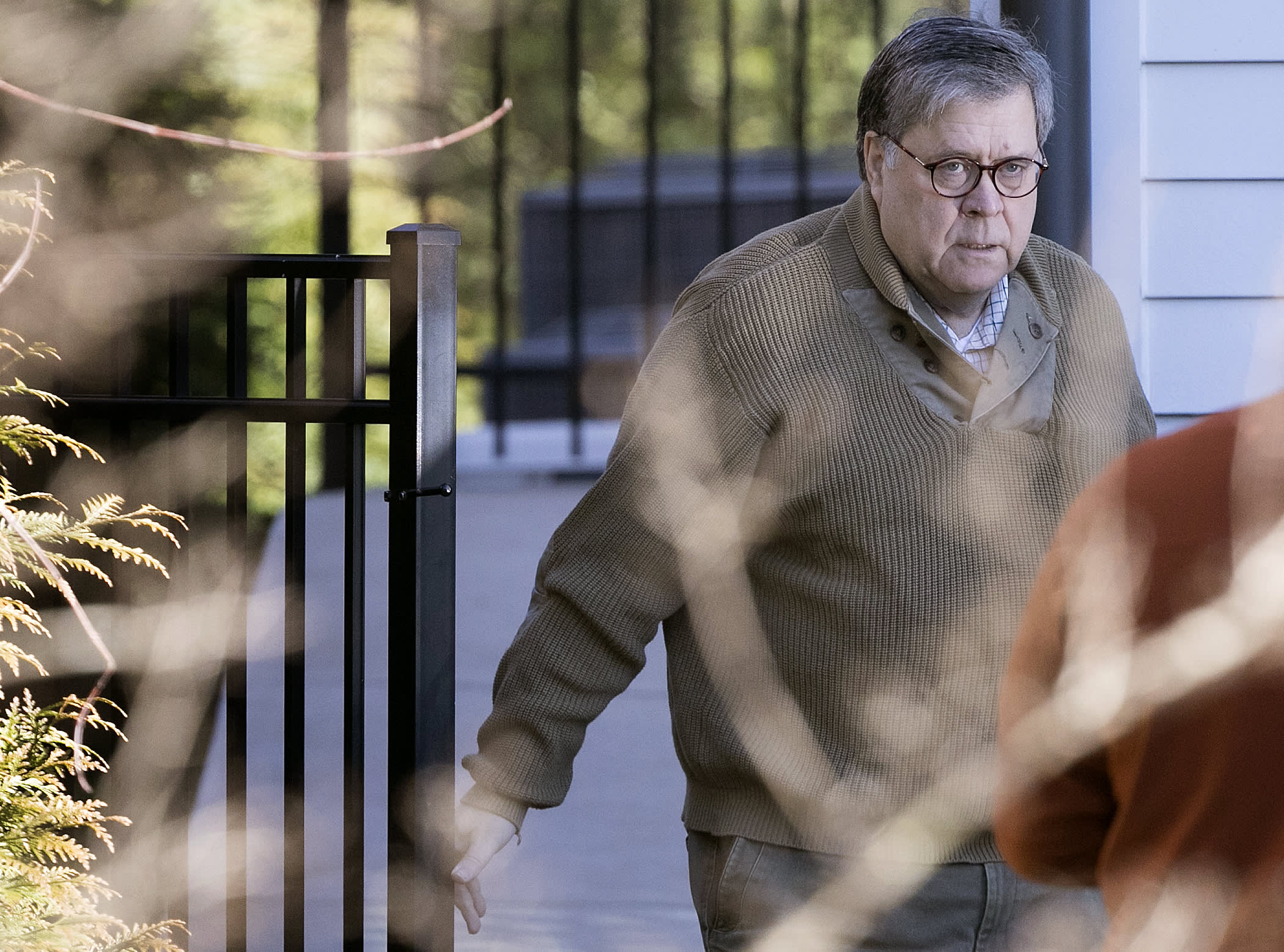 Attorney General Barr reportedly won't share Mueller report findings with Congress on Saturday
