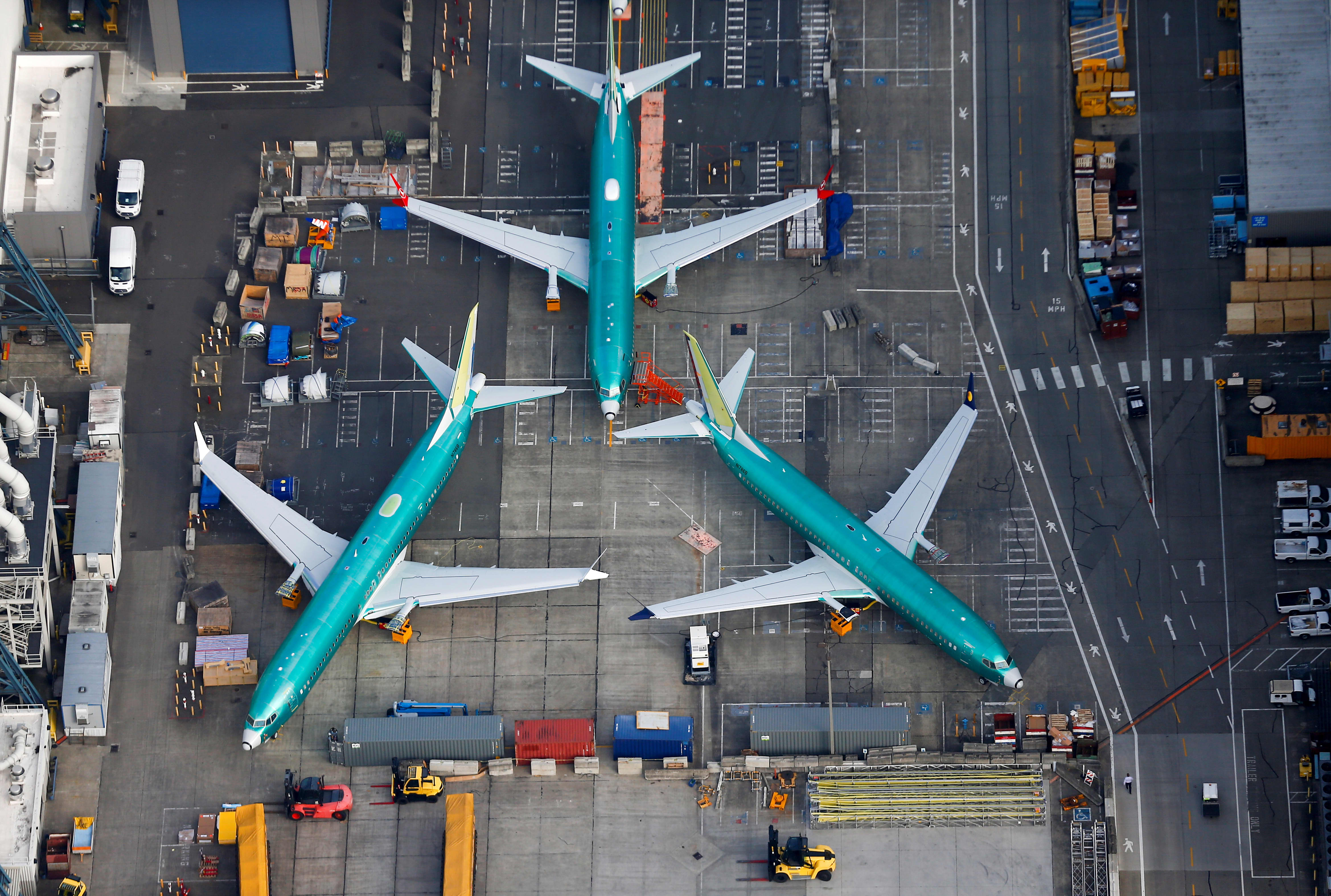 Boeing wins first 737 Max order since deadly crashes in a 200-plane vote of confidence
