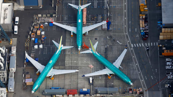 Boeing wins first new order for 737 Max since grounding from British Airways parent
