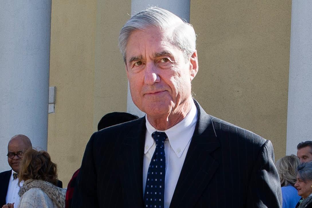 Robert Mueller's grand jury still working even after final report
