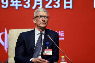 GP: Tim Cook China Development Forum 2019 In Beijing