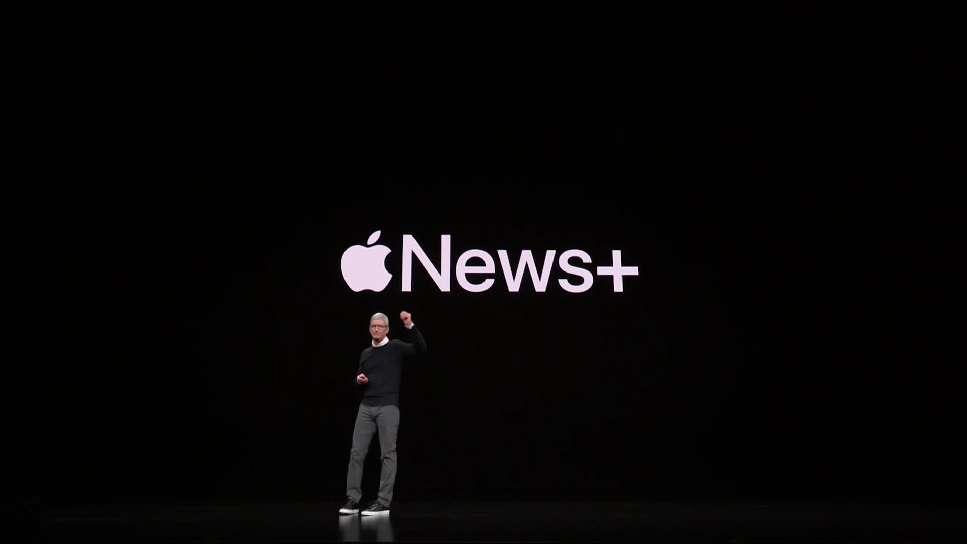 Apple announces new Apple News subscription service
