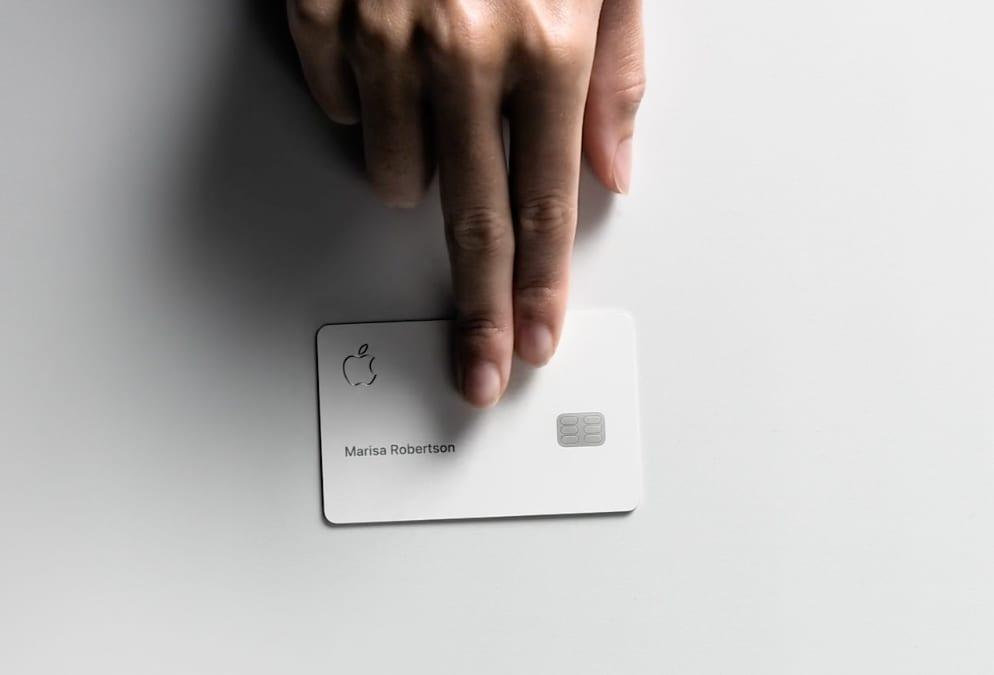 H/O: Apple Card