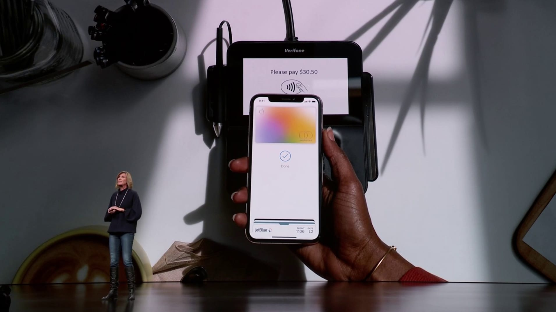 Apple unveils new no-fee credit card: The Apple Card
