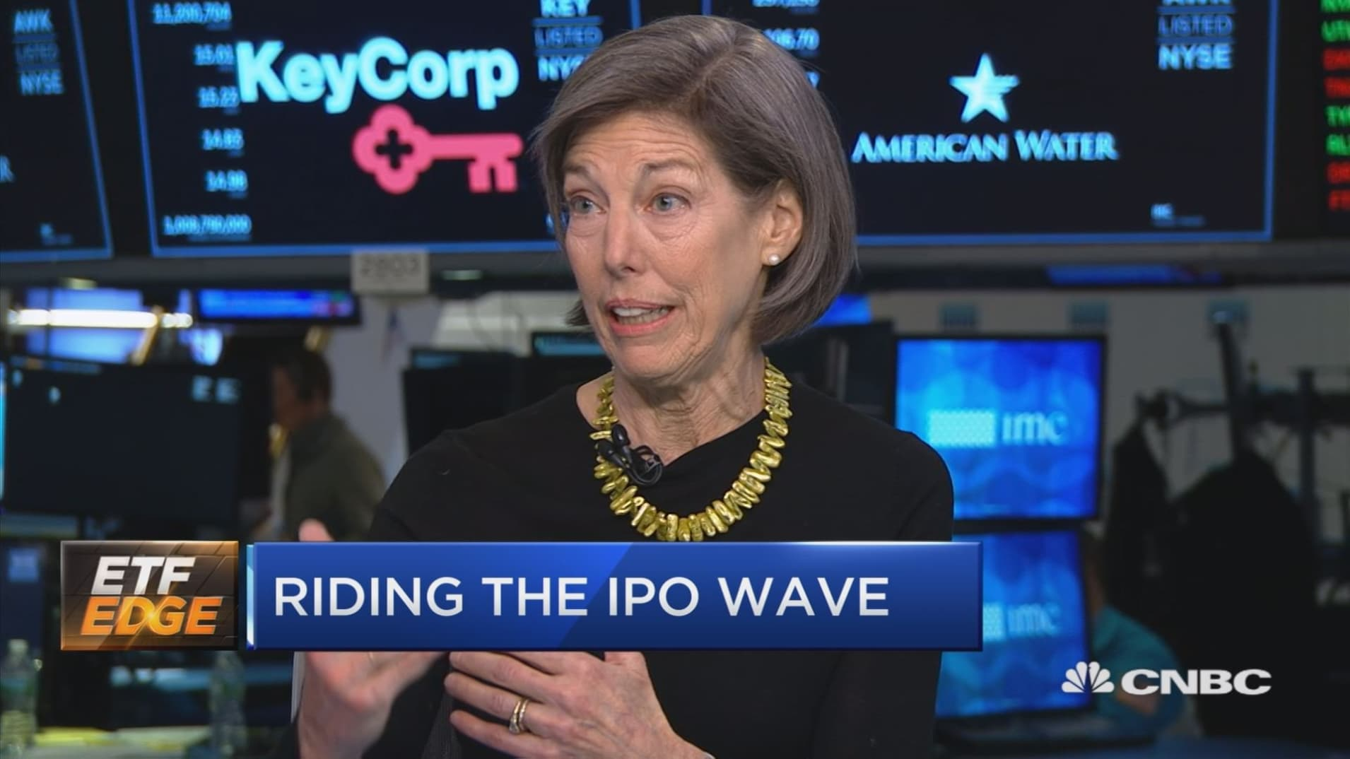 Here's what could bring an end to the market's IPO high, according to one expert