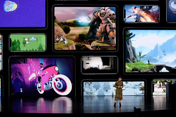 Apple releases its gaming subscription service, Apple Arcade