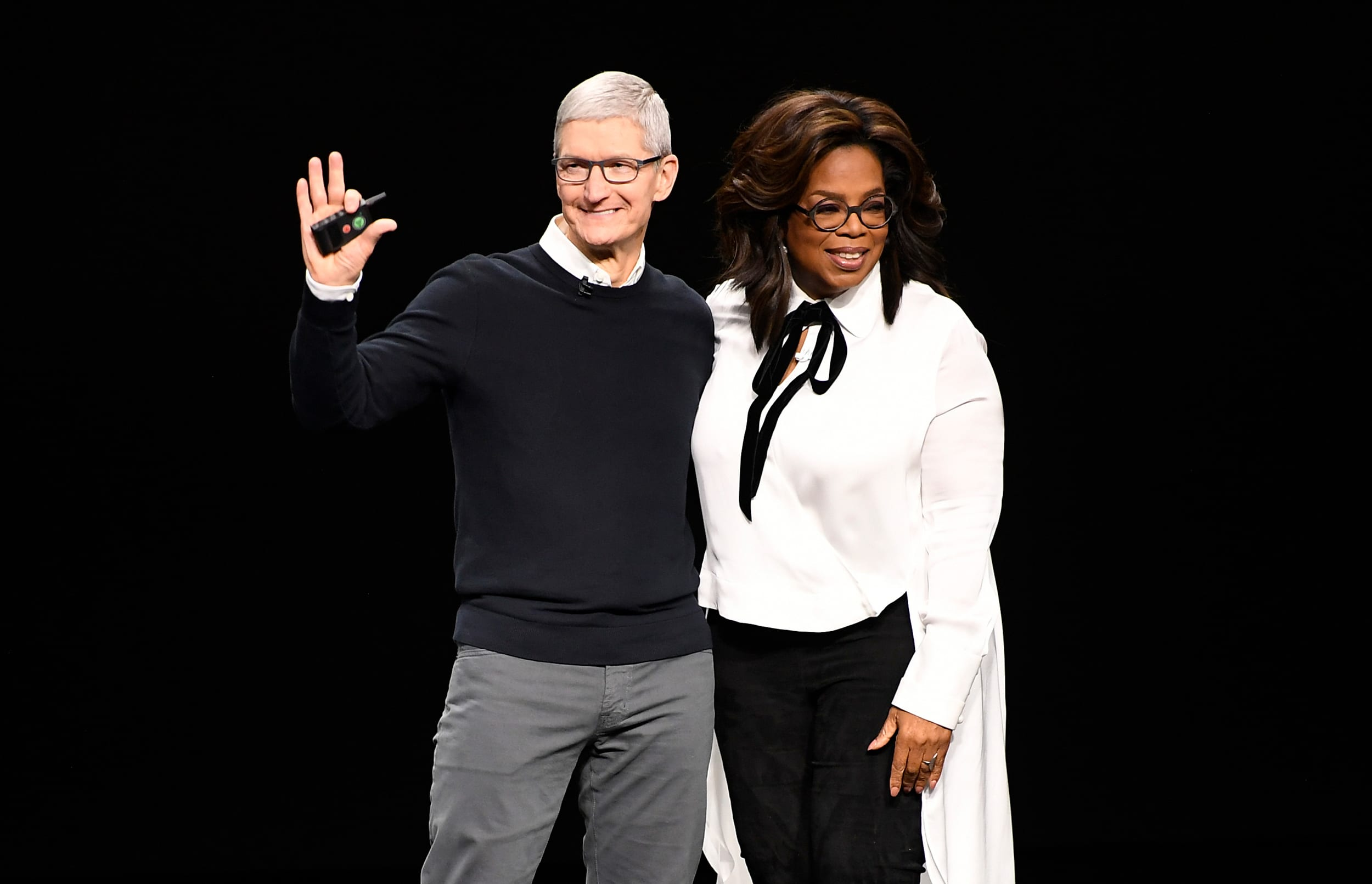 Apple reveals details of Oprah's exclusive new streaming show