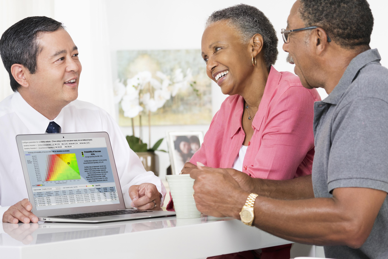 100 top firms helping clients meet their financial goals