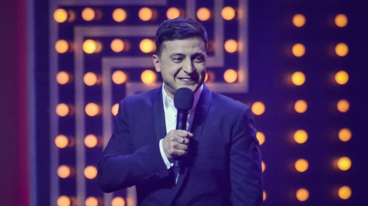 Premium: Volodymyr Zelensky candidate for the post of President of...