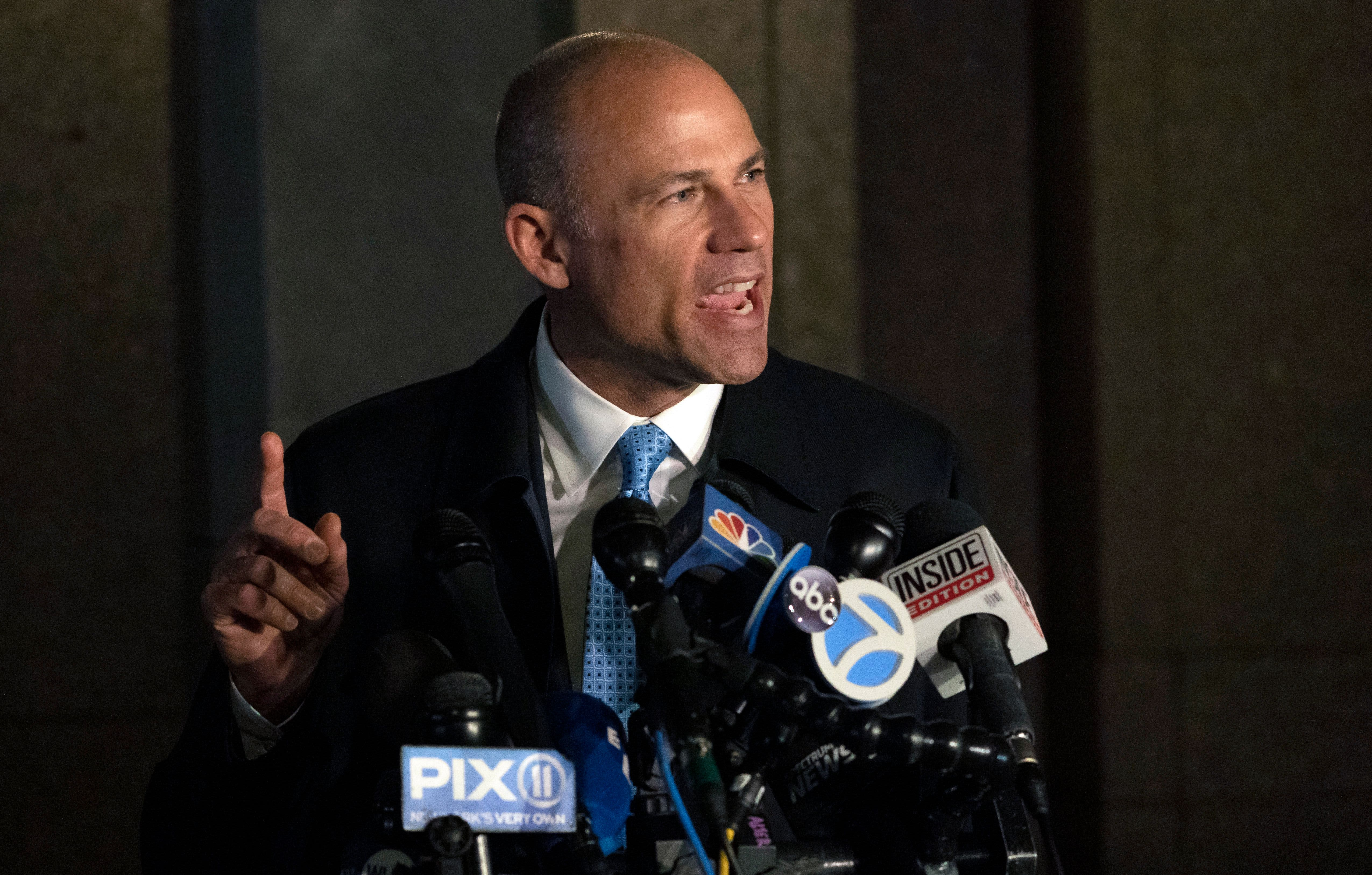Michael Avenatti is accused in alleged $20 million scheme against Nike