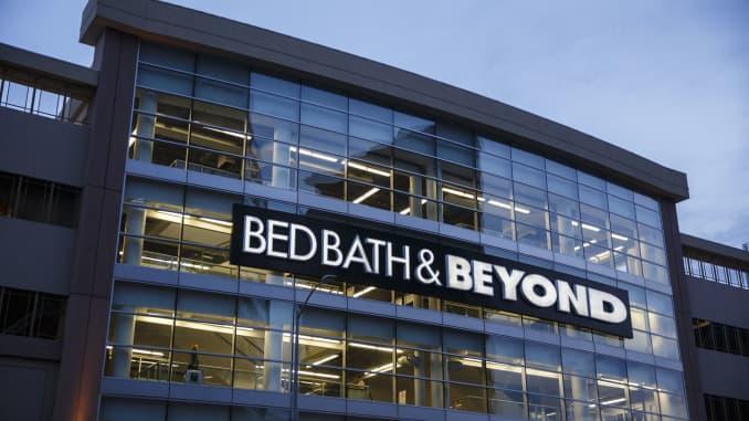 GP: Bed Bath & Beyond Inc. Ahead Of Earnings Figures