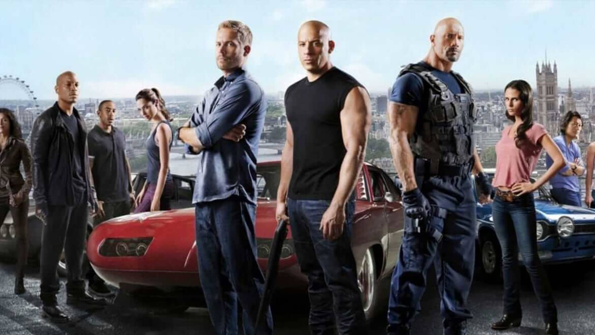 Fast and Furious franchise