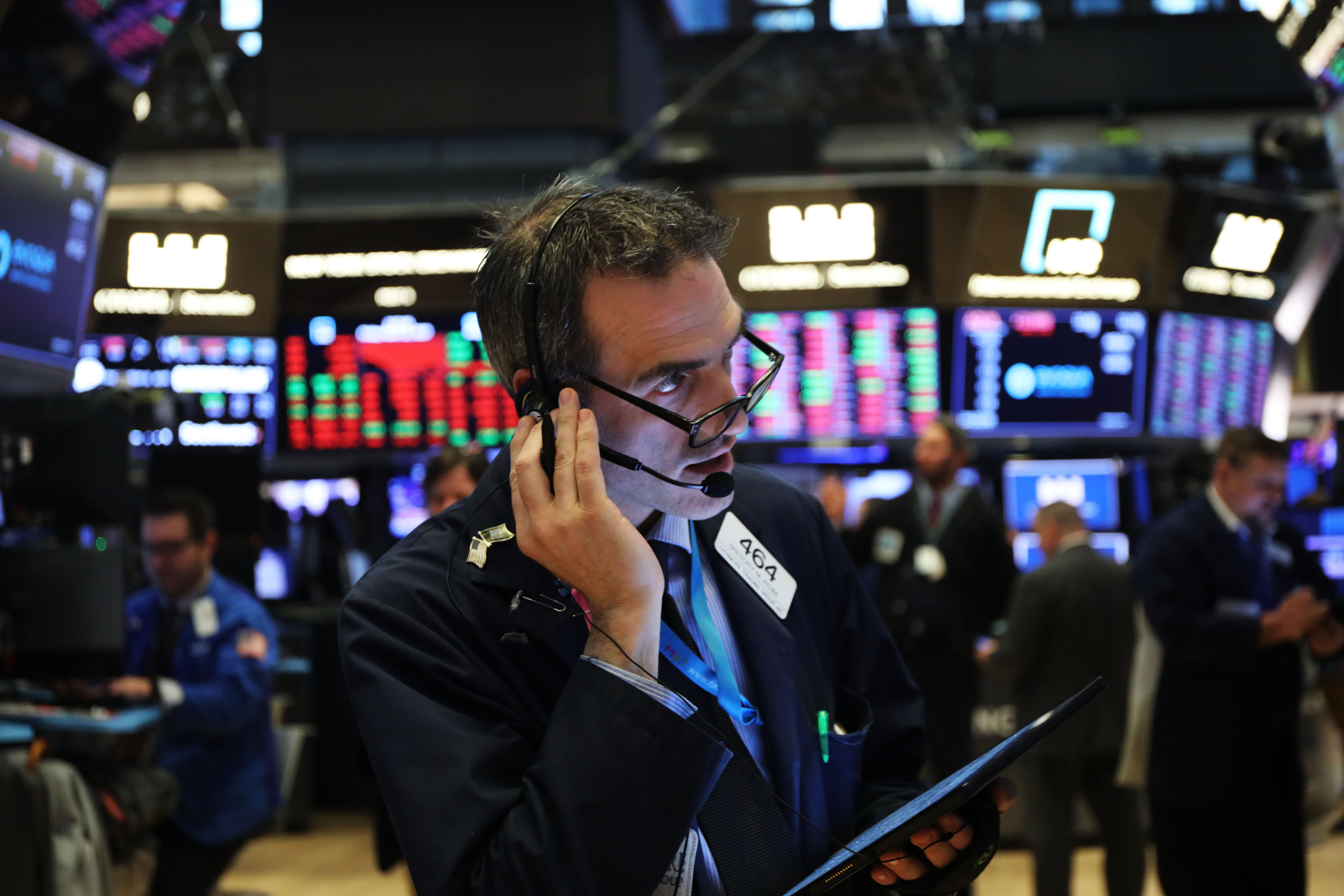 The Dow just posted a mighty big drop in a single day. Here's what usually happens next...