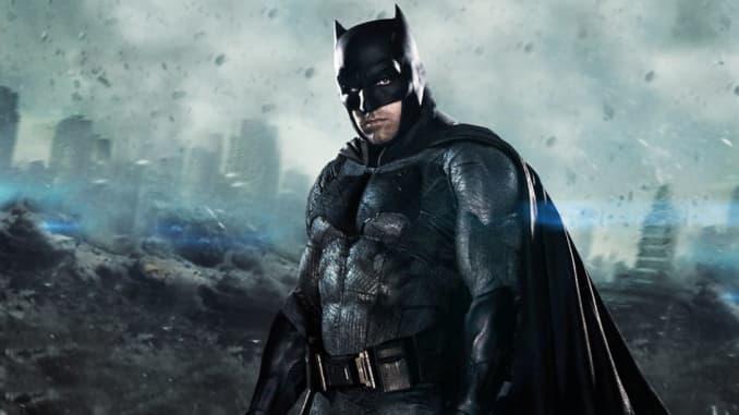 Batman with mask