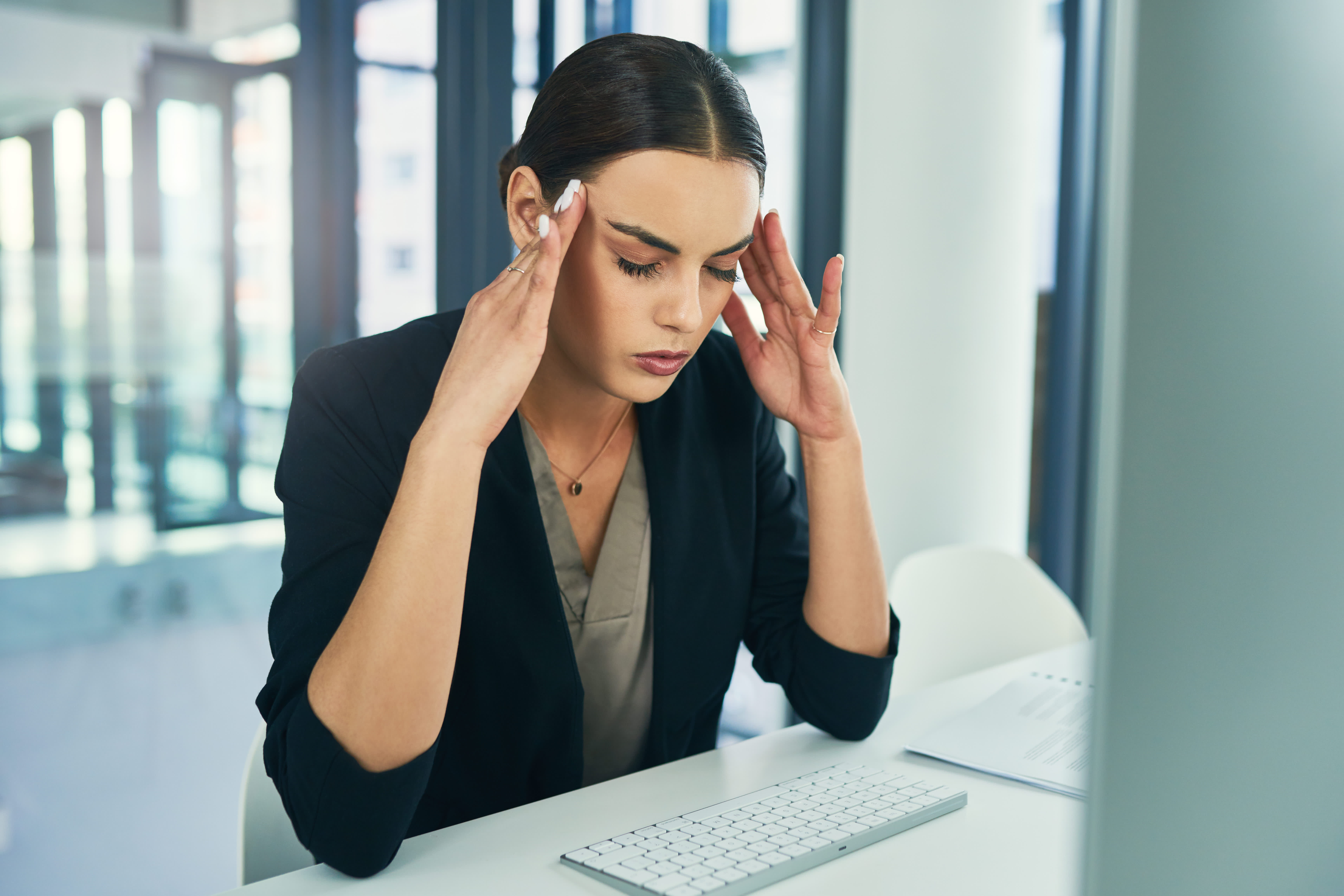 US firms aim to fight workplace stress amid rise of employee burnout