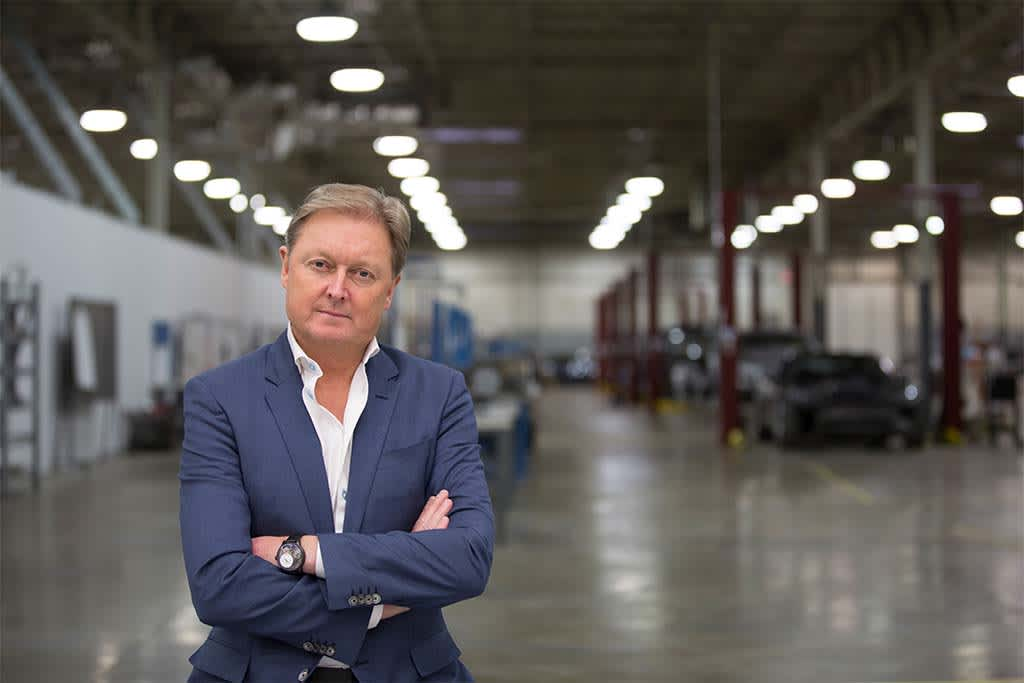 Electric Vehicle Start Up Fisker Surges 13 In Nyse Debut
