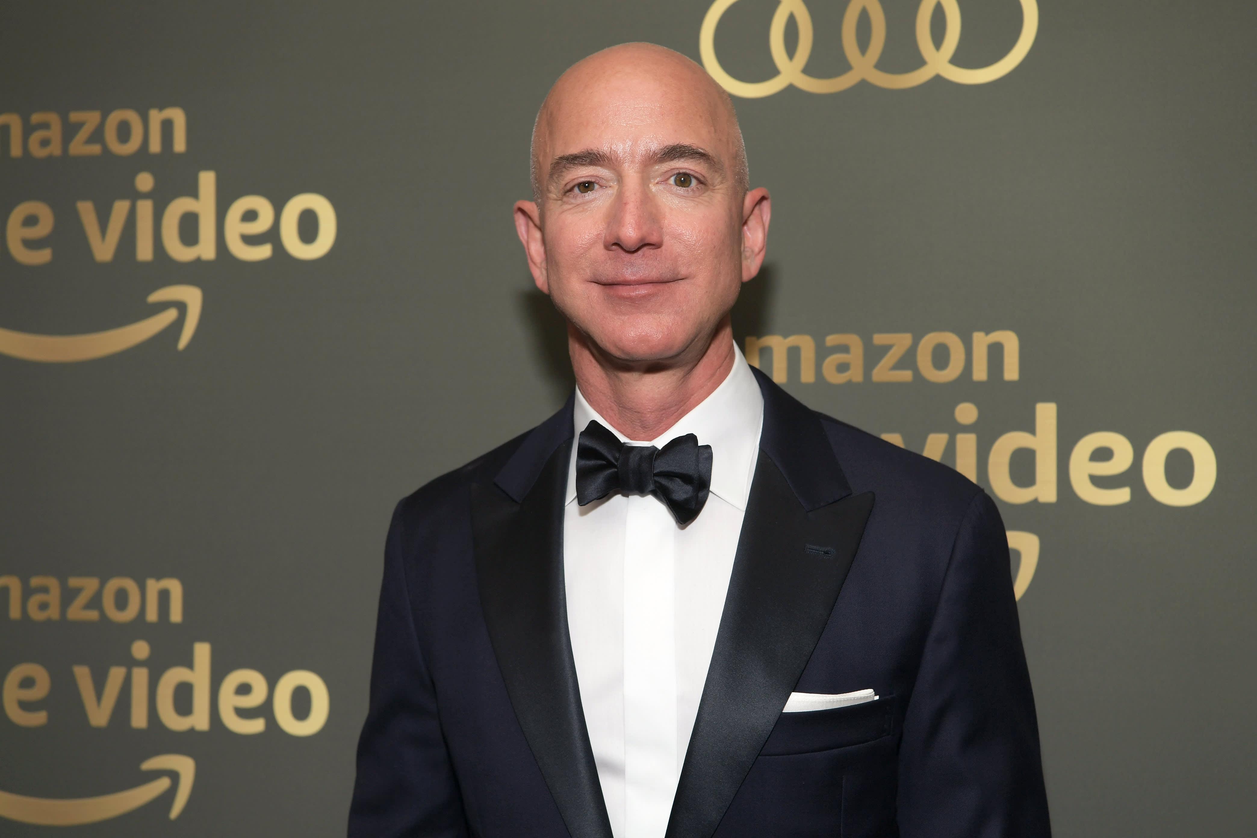 Exclusive: See inside Amazon CEO Jeff Bezos' new $80 million NYC mega-home