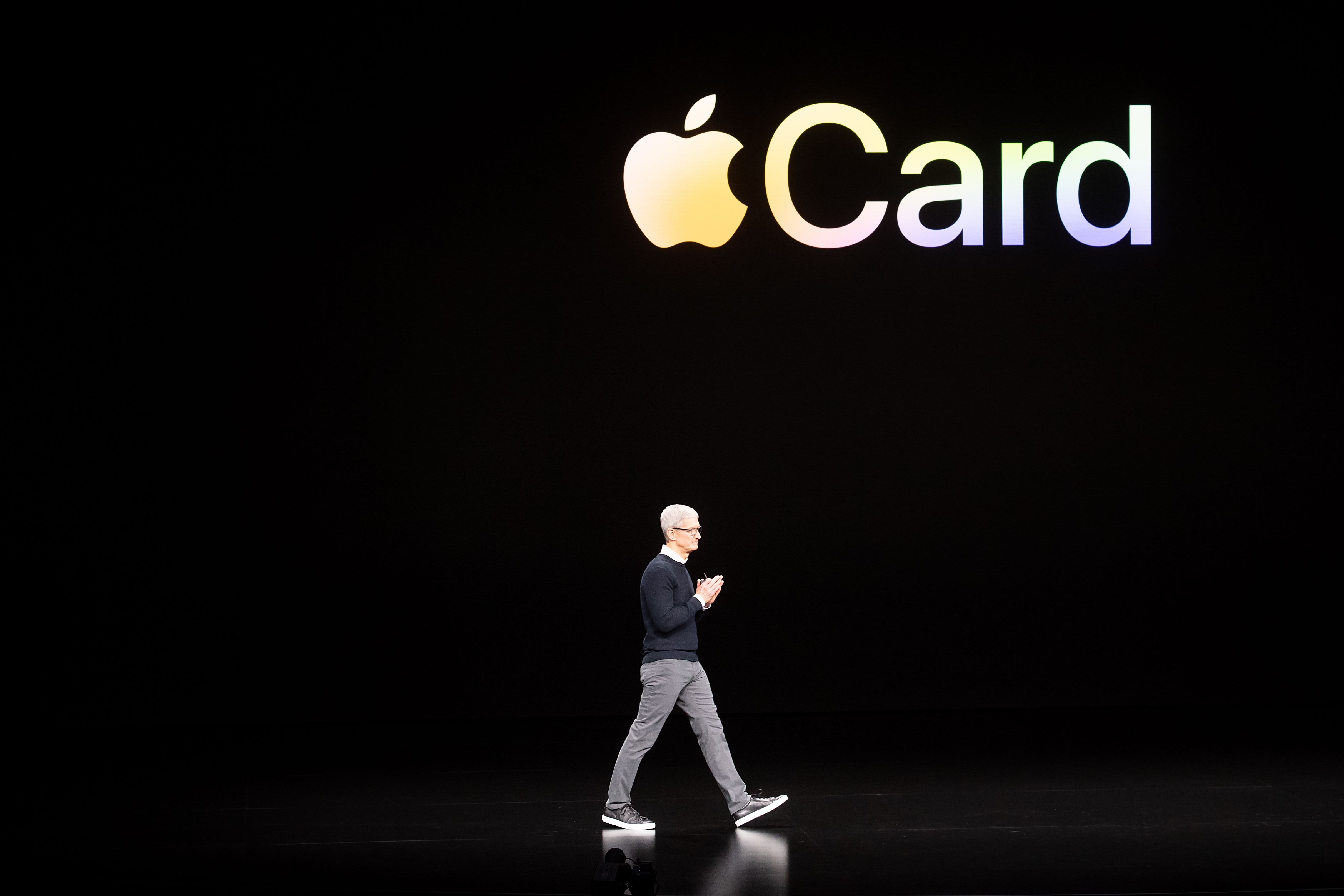 Goldman Sachs, bank of the rich and powerful, is dipping into subprime lending with Apple Card