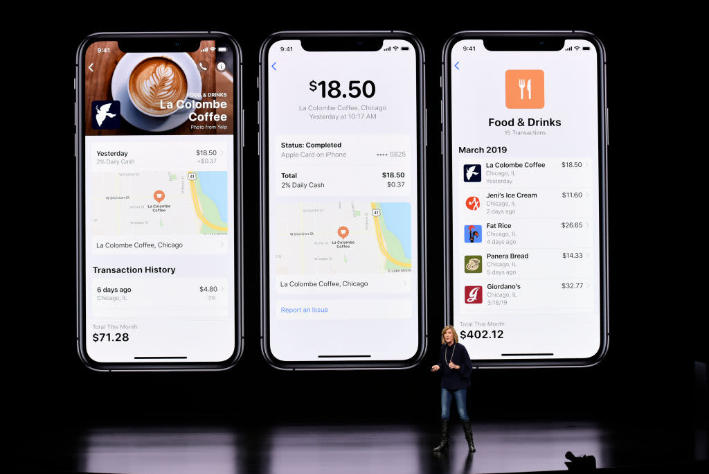 Tim Cook says Apple's credit card is launching in August