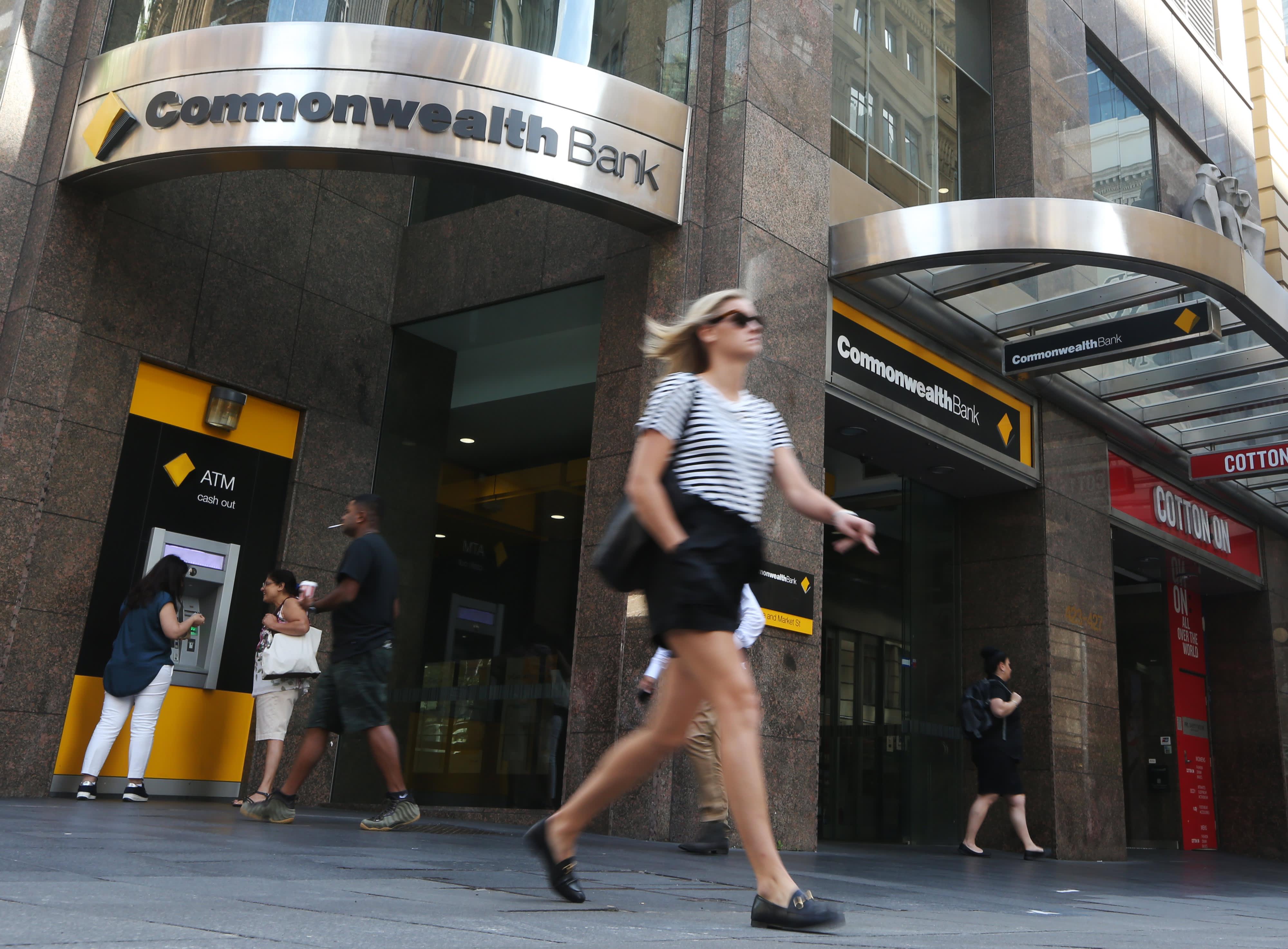GP: Commonwealth Bank of Australia 190327 ASIA