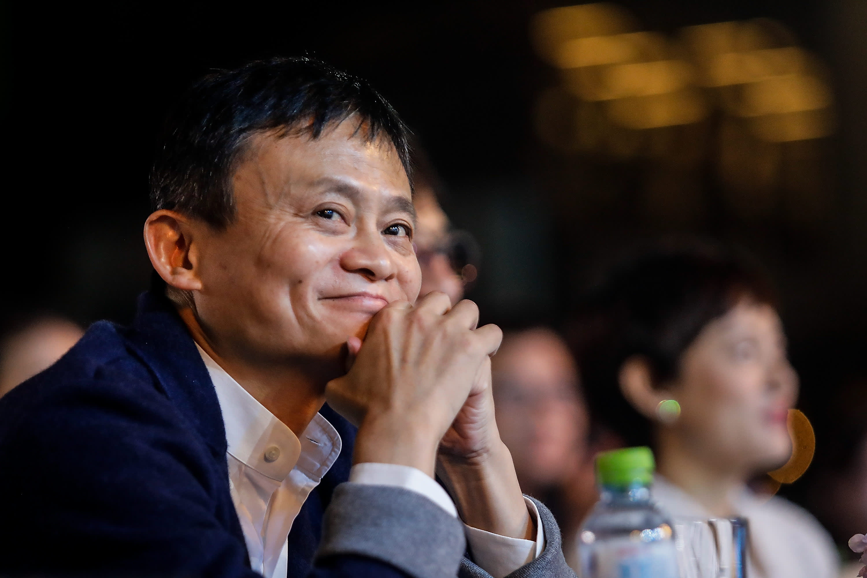 See Jack Ma go back to the apartment where he started Alibaba in 1999