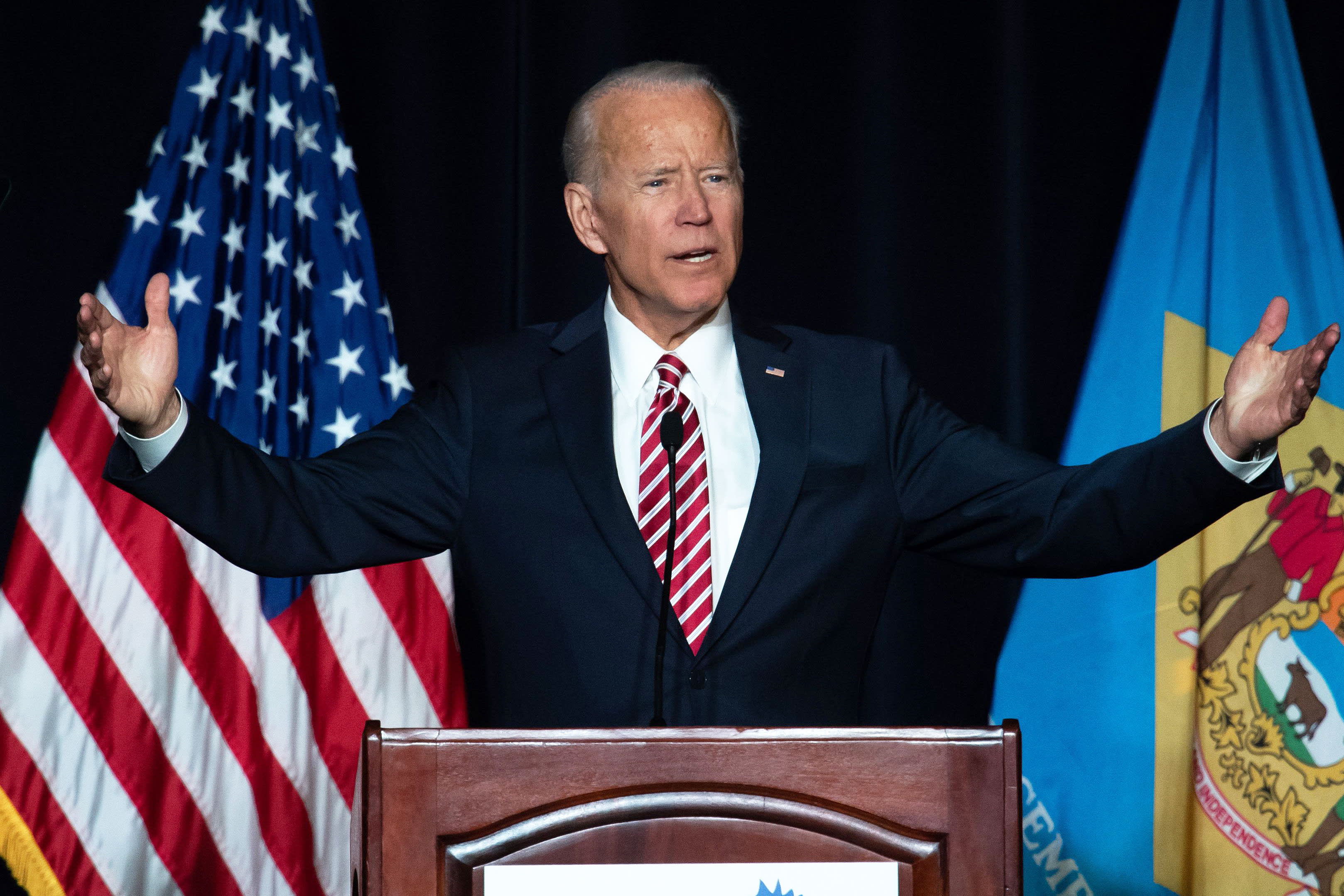 Biden hires over a dozen senior advisors from Obama administration for 2020 campaign: Sources