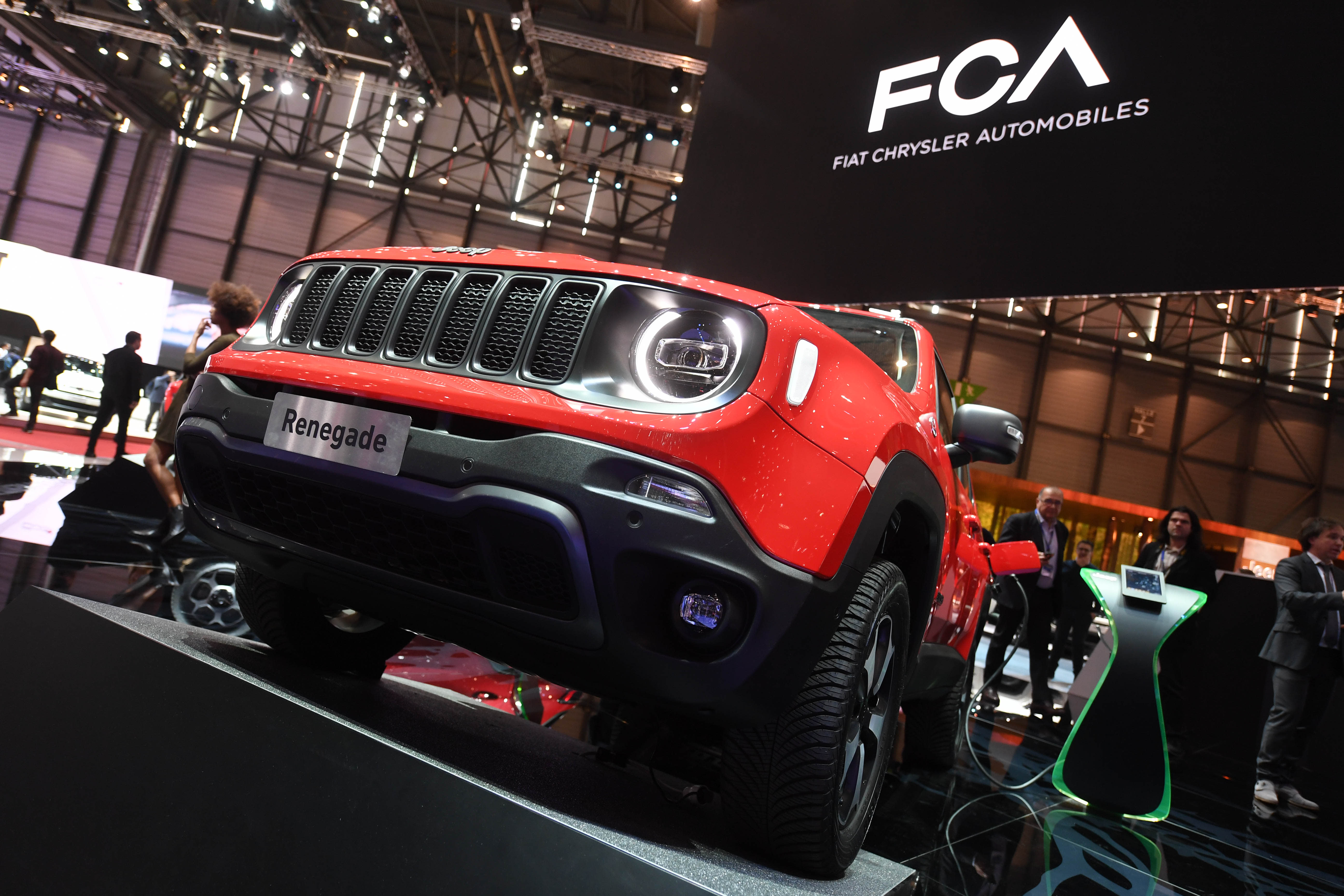 Fiat Chrysler and Peugeot confirm deal to create the world's fourth-largest carmaker