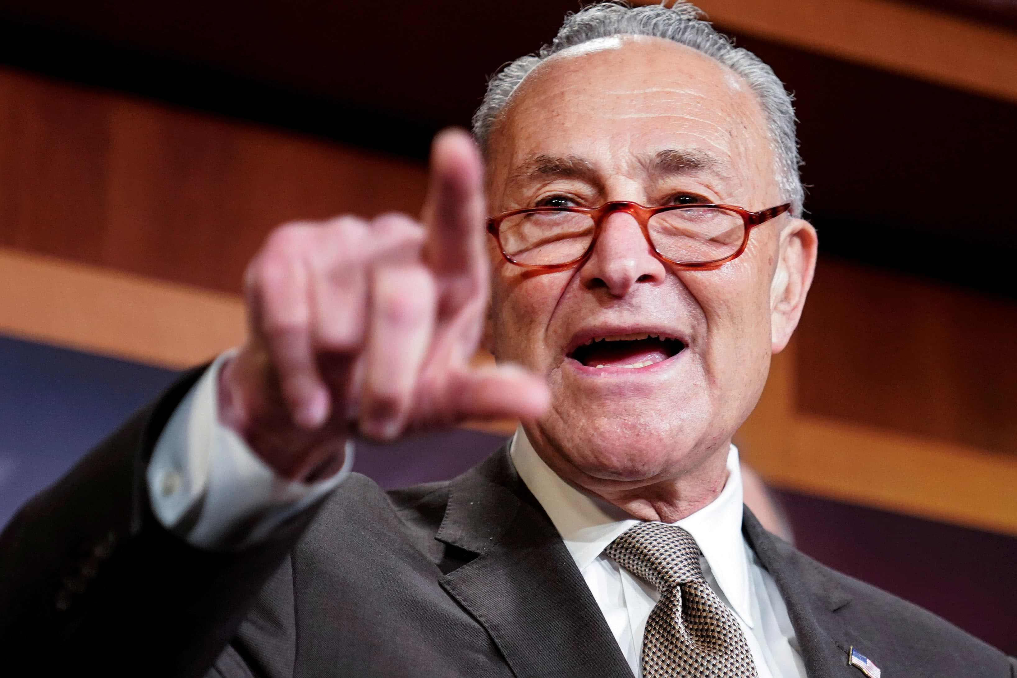 Schumer wants FBI to investigate FaceApp, DNC warns against using it: Here's what you need to know