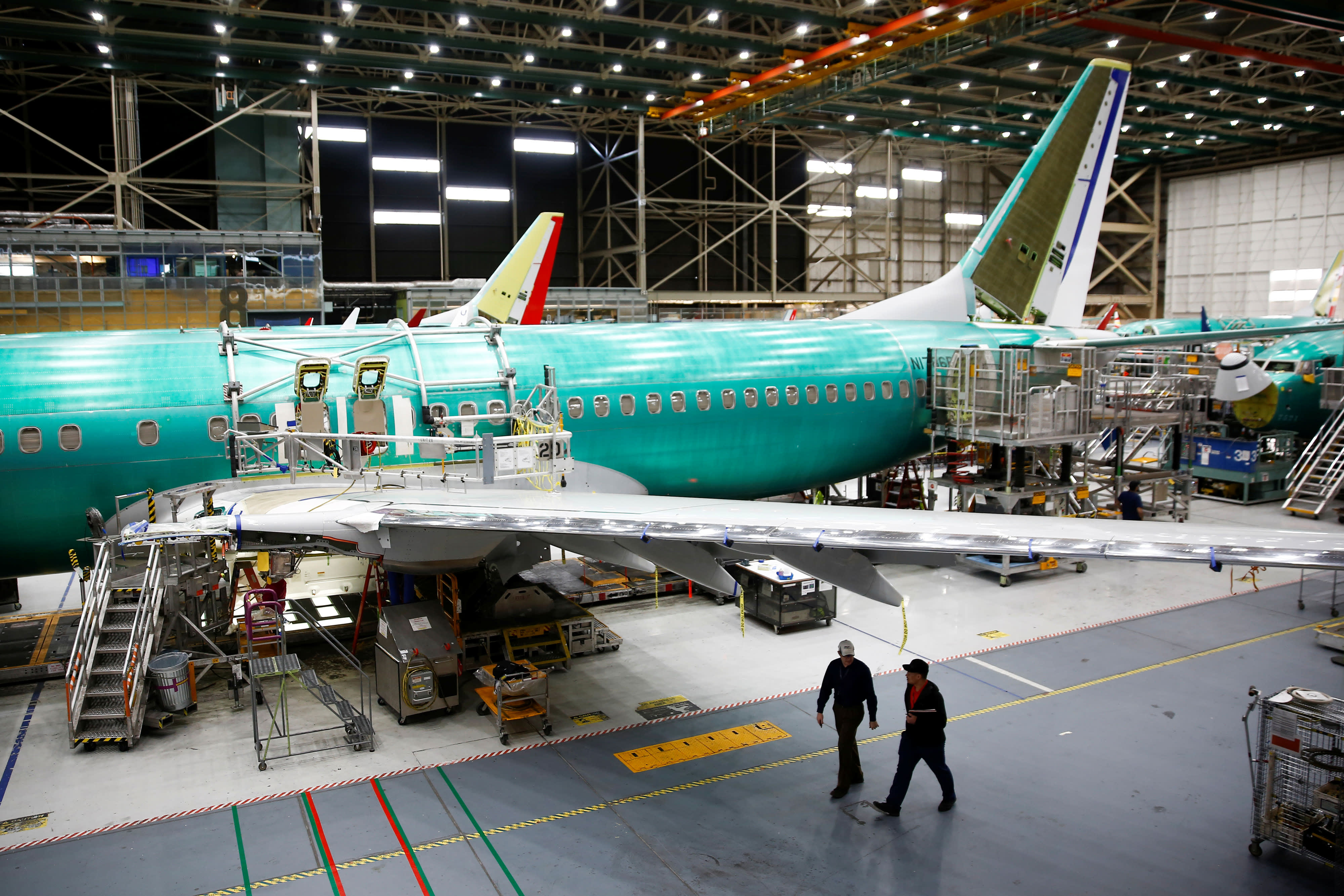 Ethiopian crash: Boeing 737 Max anti-stall system likely