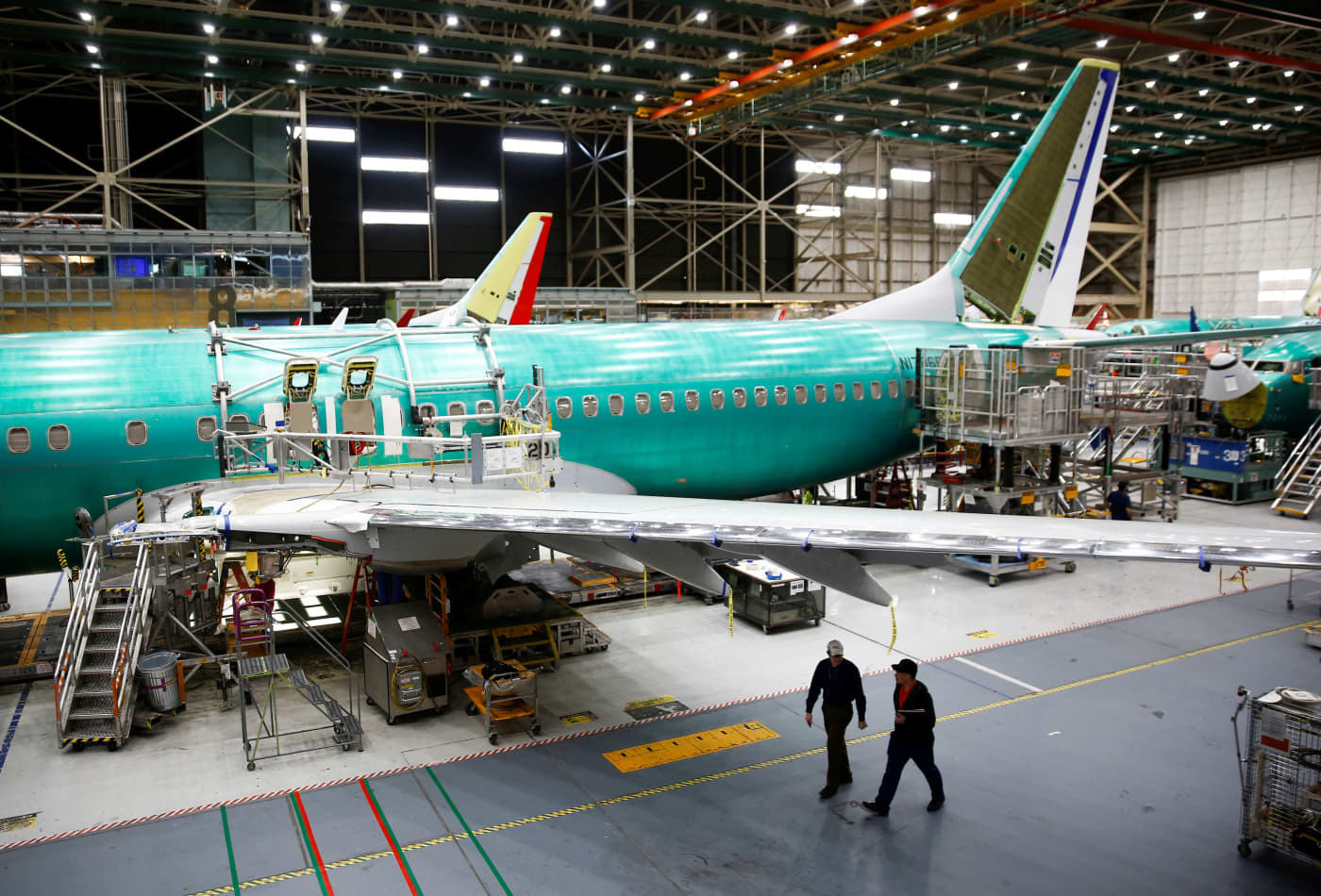 Boeing 737 Max could be recertified before midyear, FAA says
