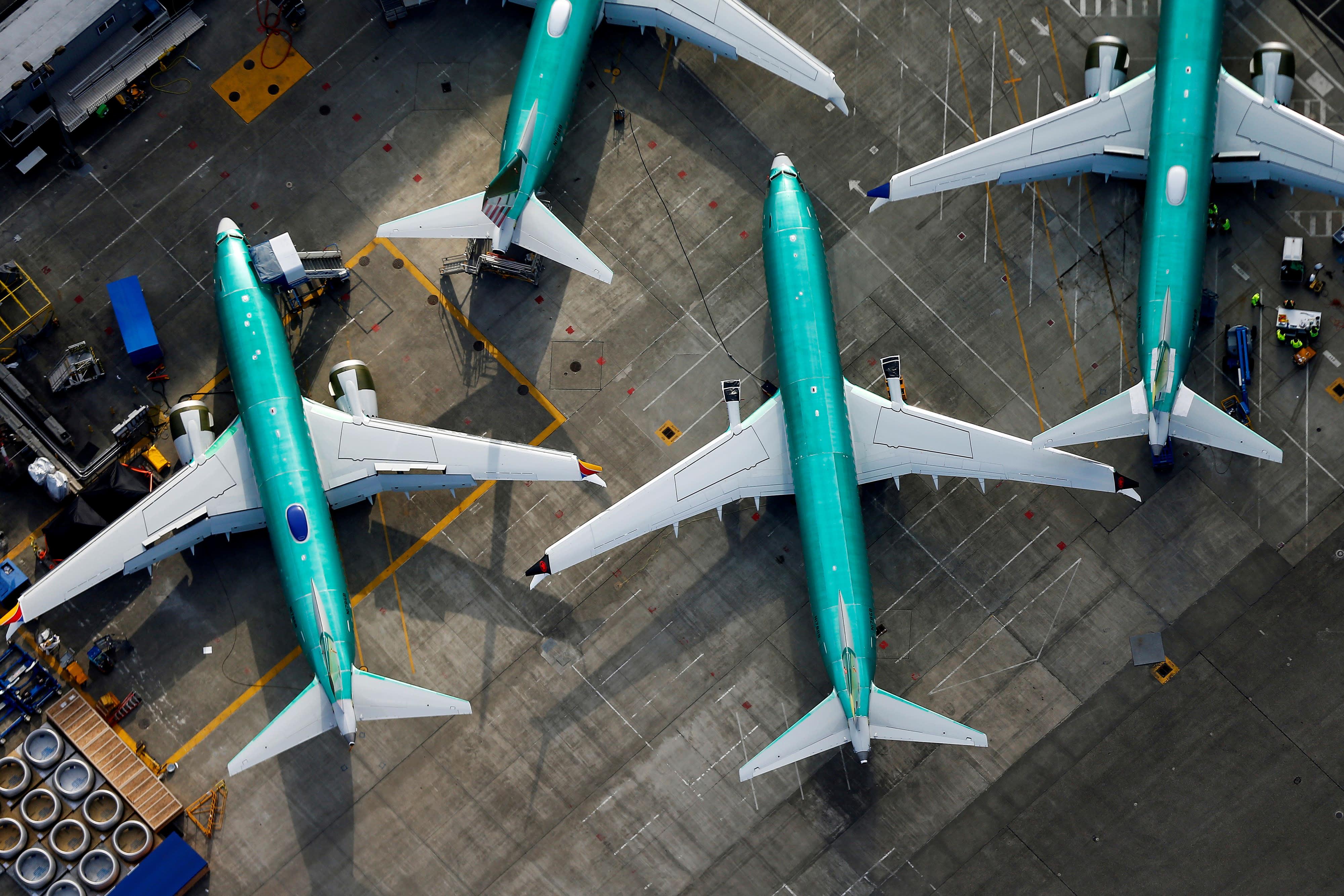 Boeing seeks $60 billion in aid for aerospace sector