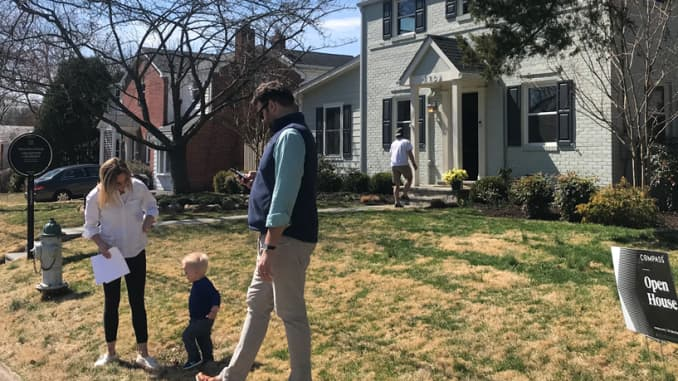 CNBC: Open House in Bethesda, MD on Sunday, 190324-001