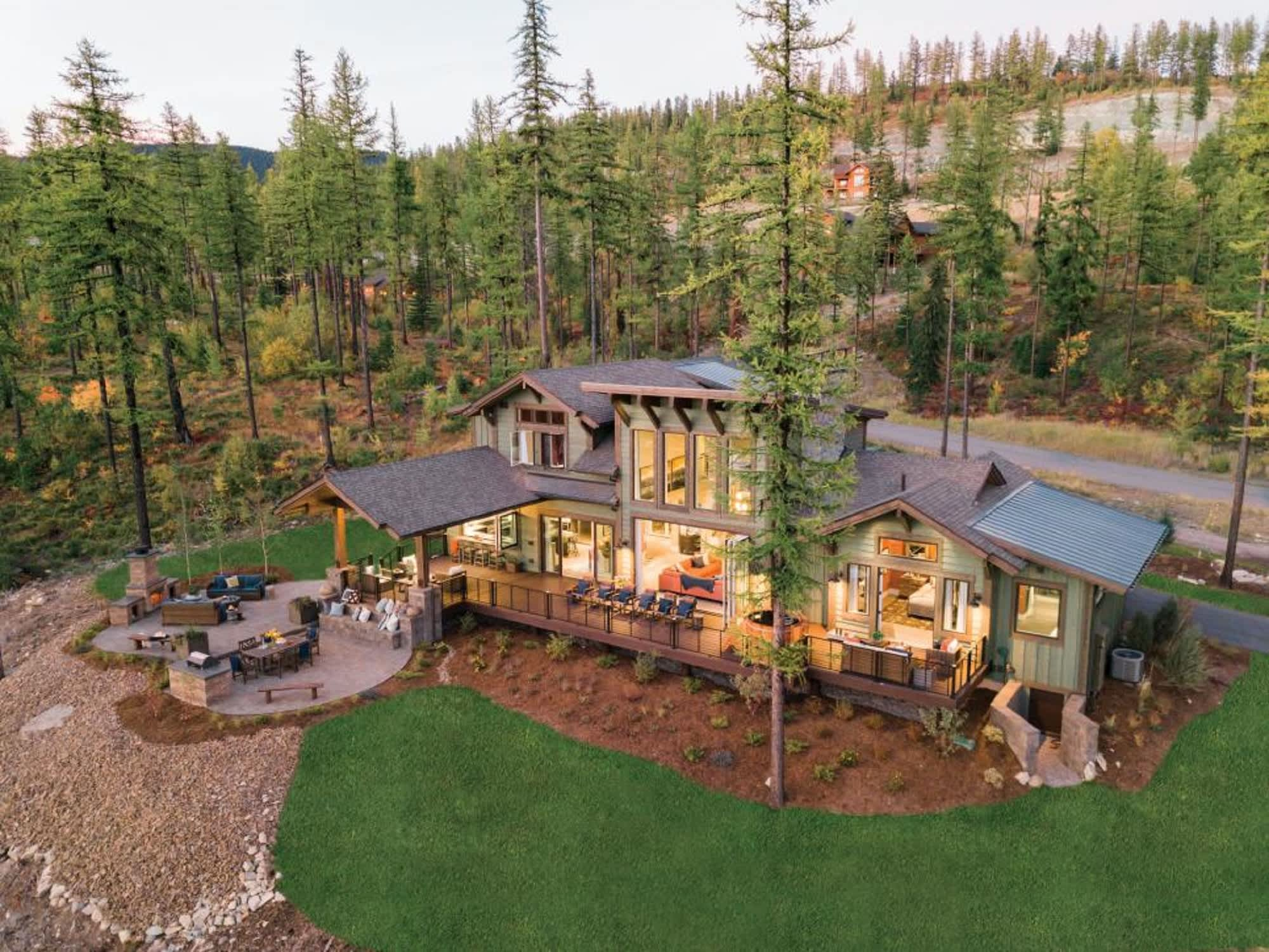 Look Inside The 2 Million Montana Dream Home Hgtv Just Gave Away