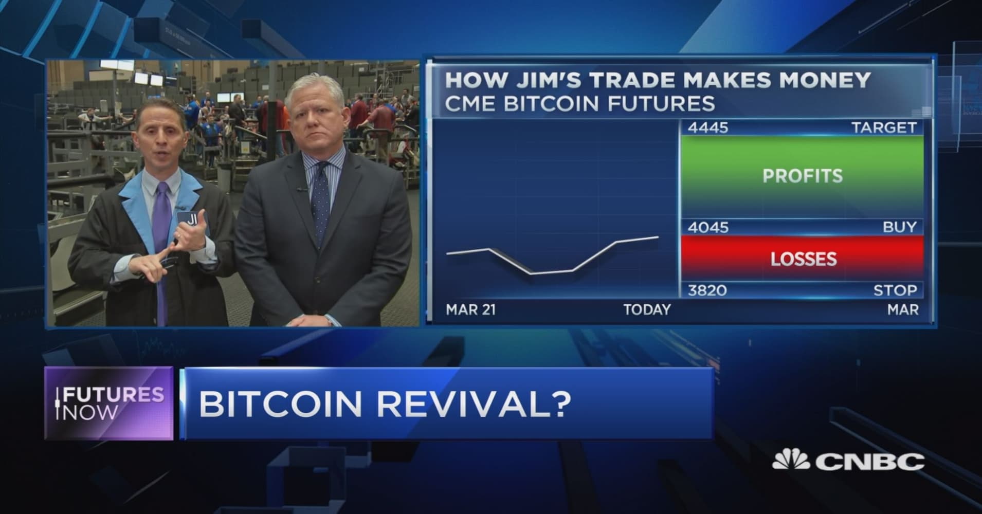 Here's why one trader sees a bitcoin revival on the way