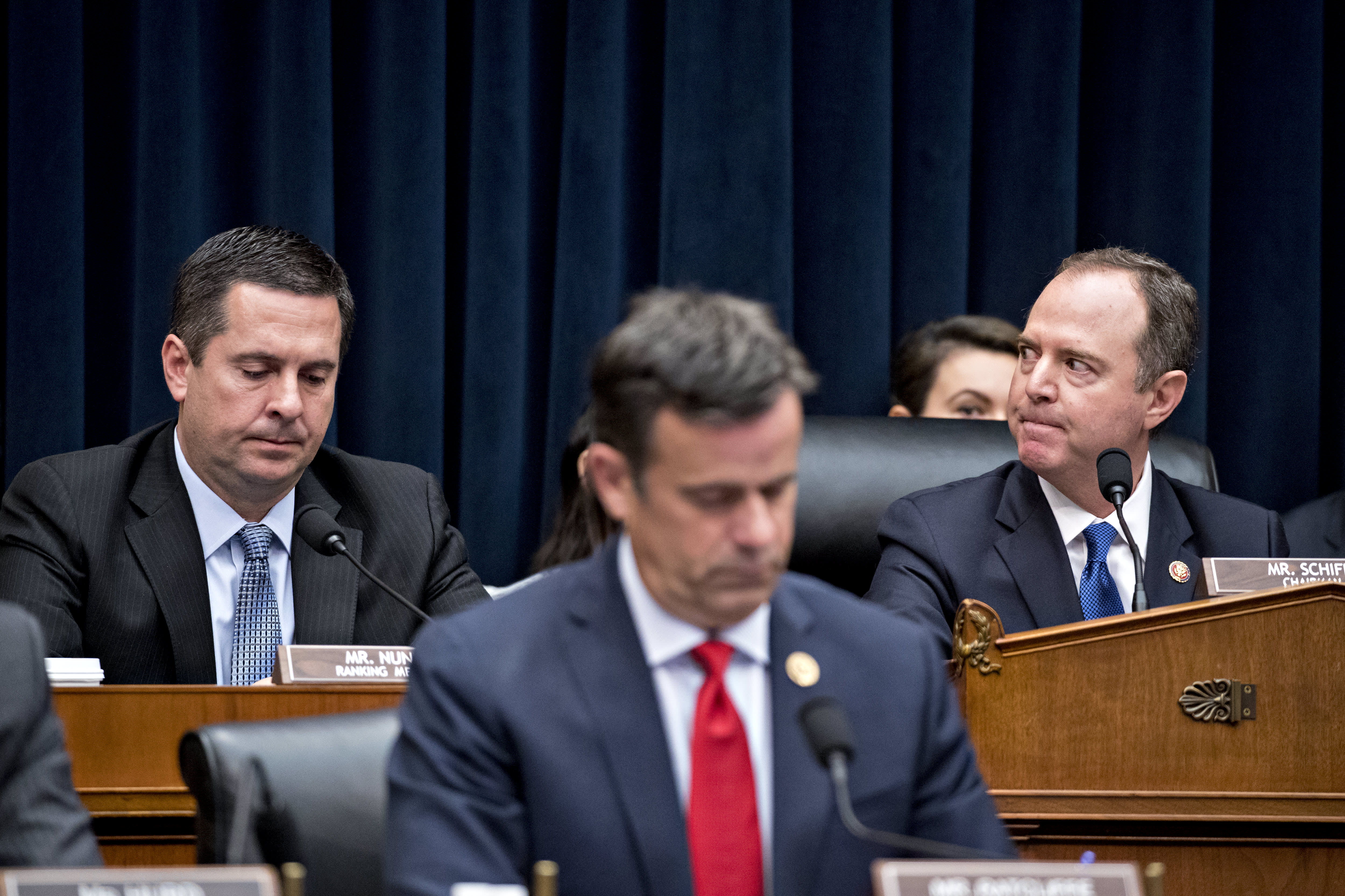 House rejects censure of Adam Schiff after Republicans denounce 'false retelling' of Trump phone call