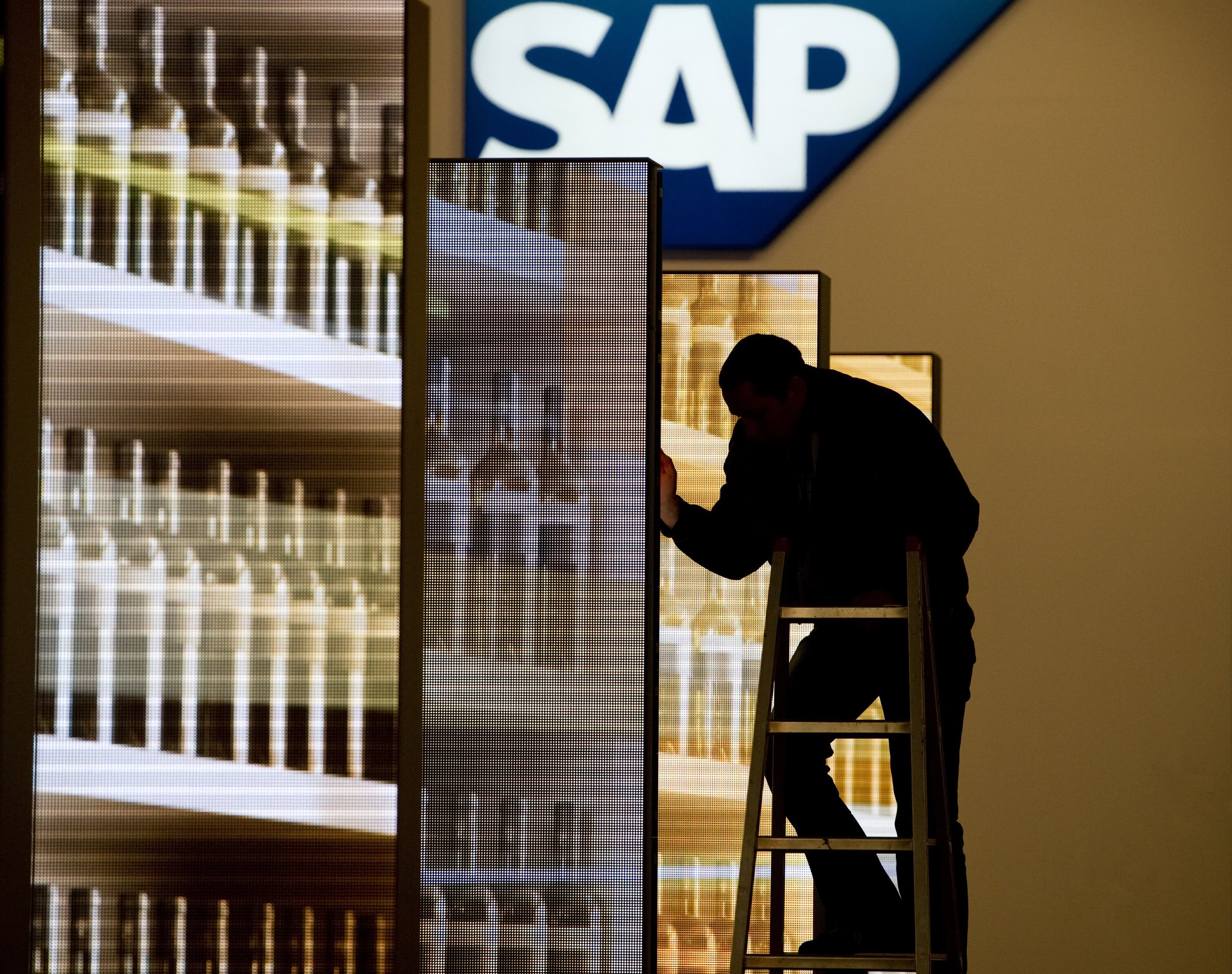 Software giant SAP sees 'huge' opportunities in China thumbnail