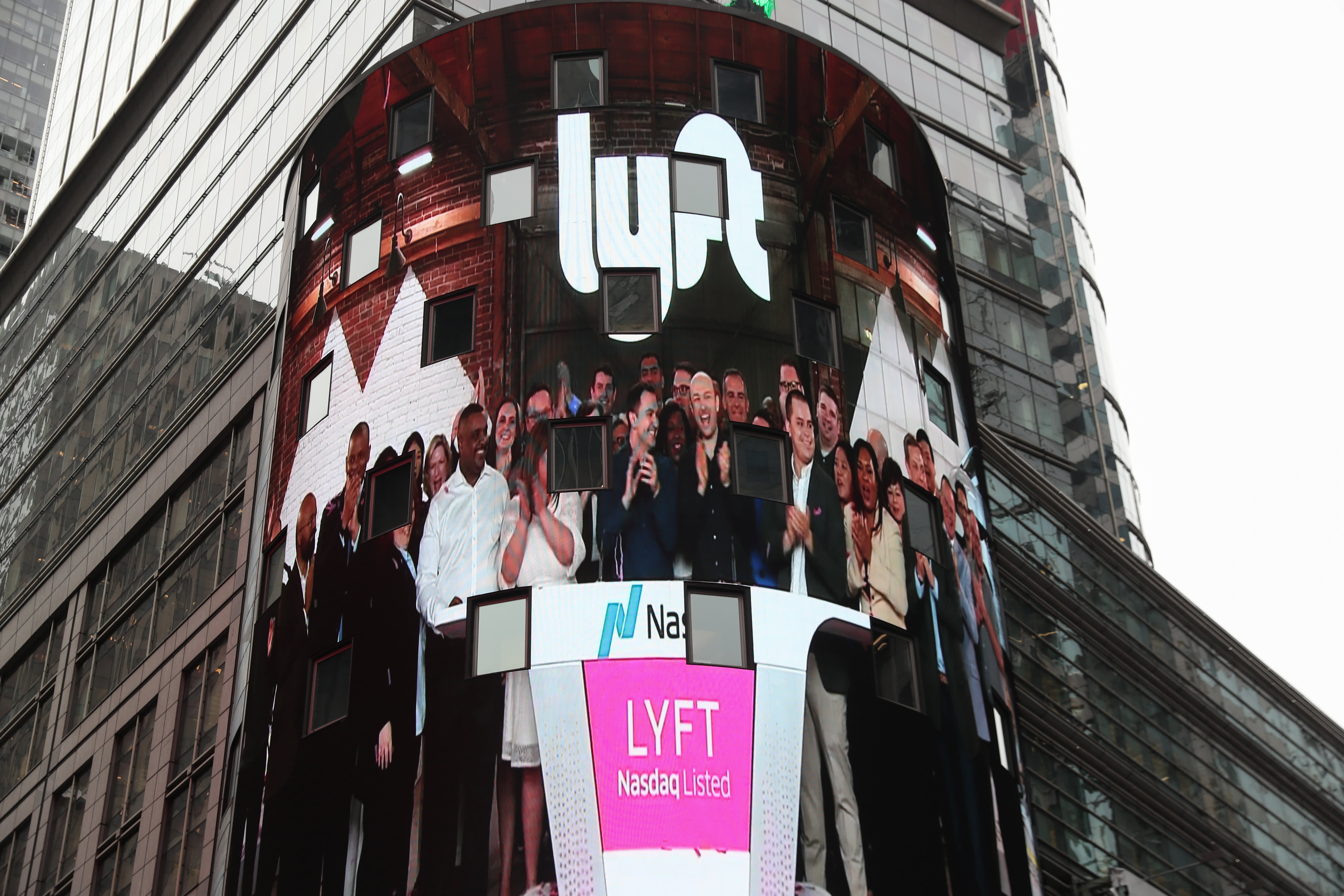 Lyft is back above its IPO price, and a famous short-seller warns not to bet against it