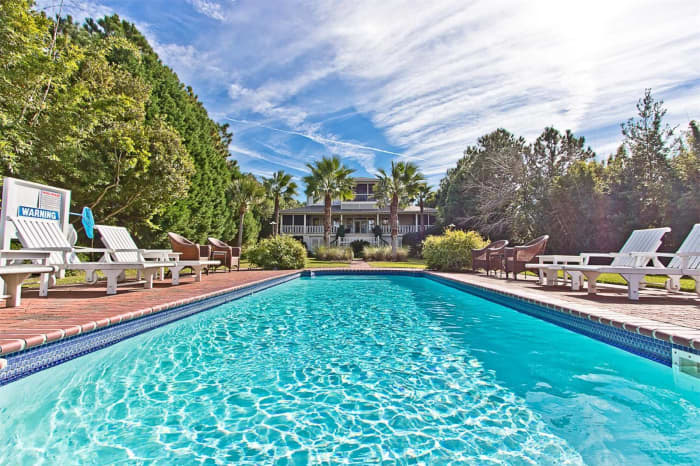 ONE TIME USE ONLY : Tybee Island pool