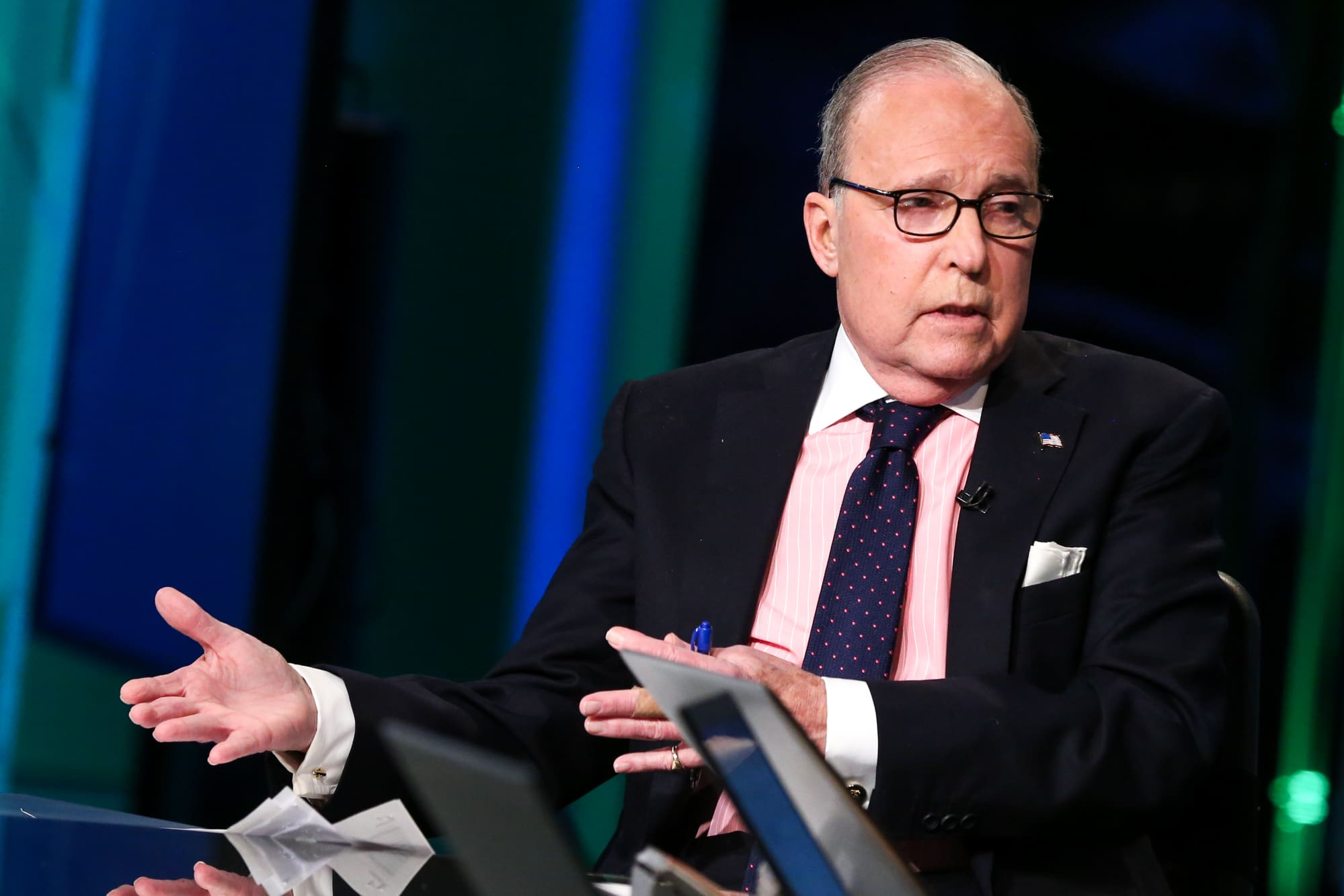 Kudlow: Jobs report shows country is in a 'very strong prosperity cycle,' but Fed should still cut