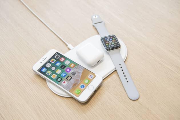 buy popular 7cec8 a4b0b Apple AirPower: Apple cancels wireless charging mat