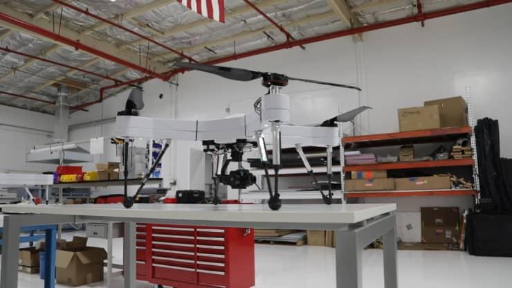 Impossible Aerospace US-1 1