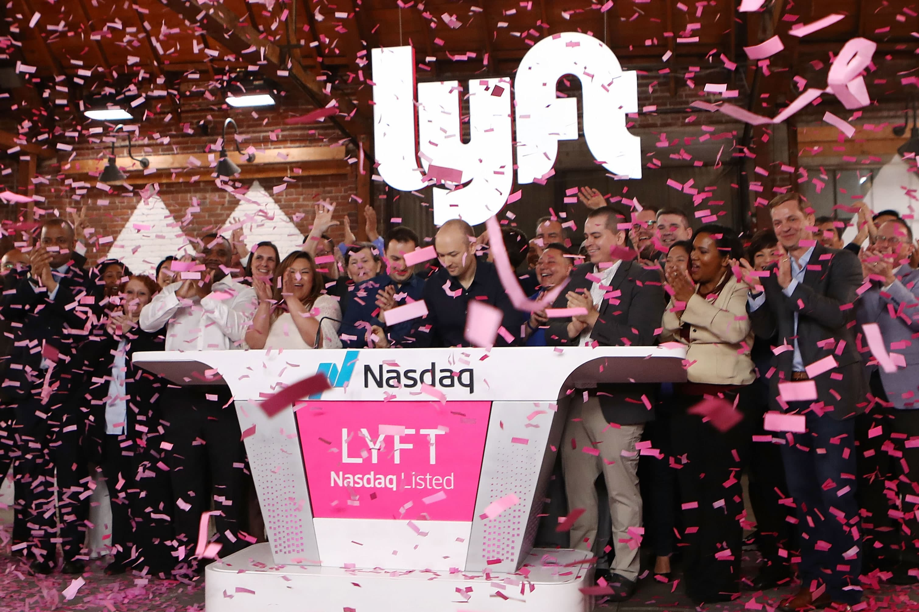 Deutsche Bank initiates Lyft with a buy rating, says the struggling recent IPO 'may be bottoming'