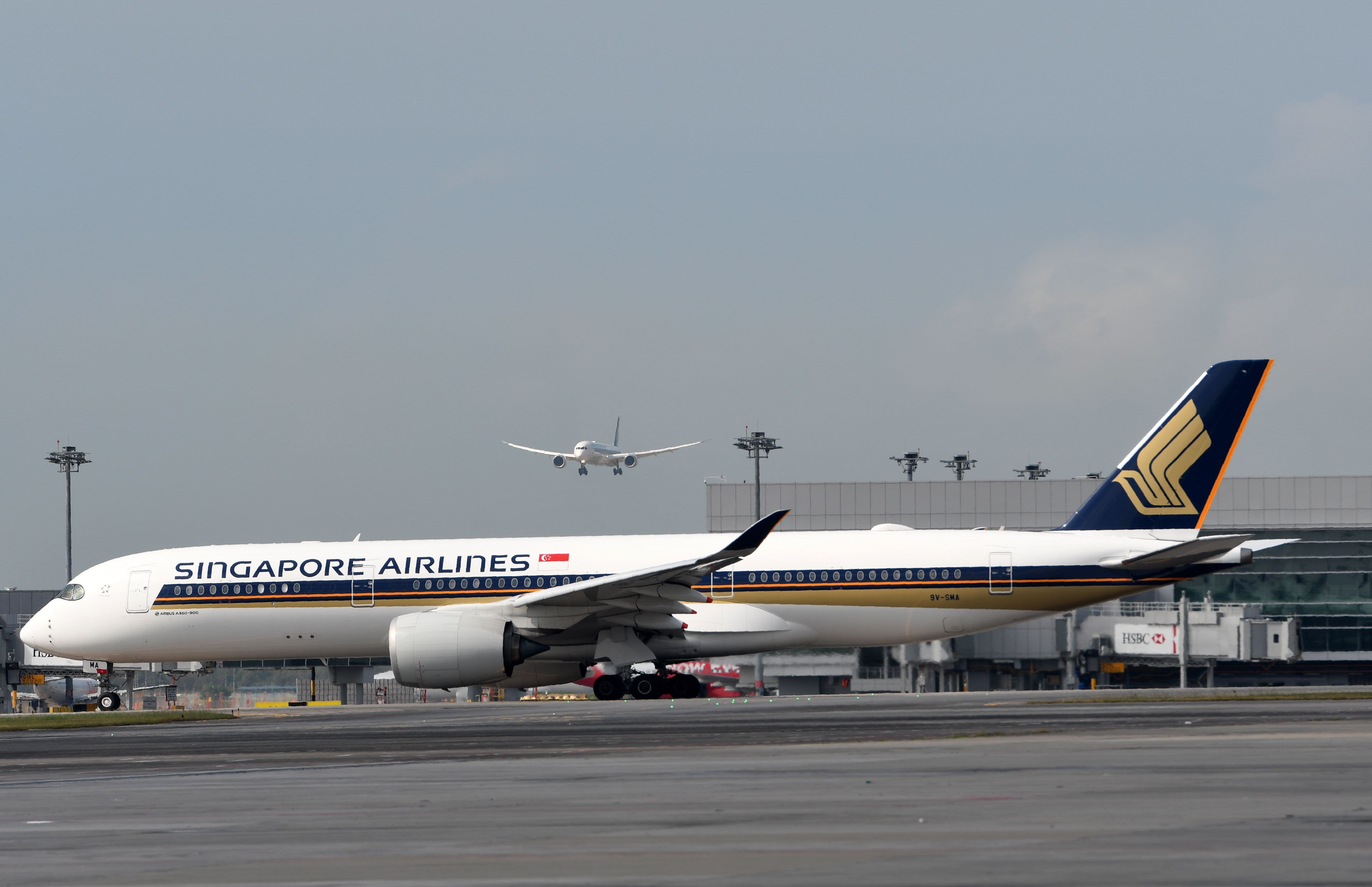 Tough times ahead for Singapore Airlines, but one analyst says it appears better positioned than its peers